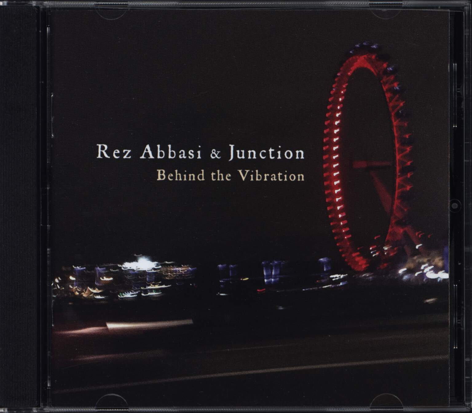 Rez Abbasi: Behind The Vibration, CD