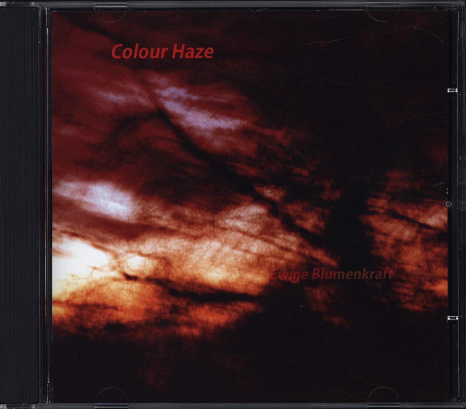 Colour Haze: Ewige Blumenkraft, CD
