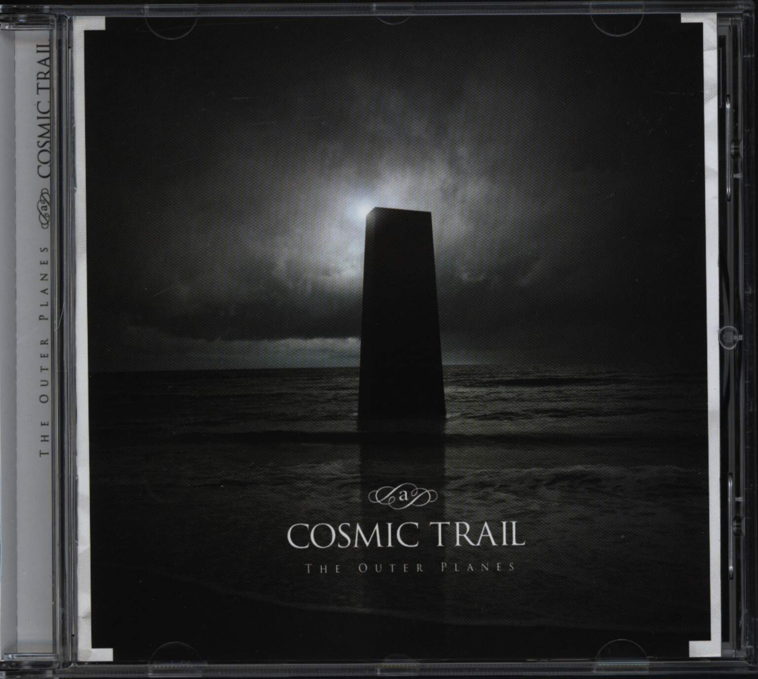 A Cosmic Trail: The Outer Planes, CD