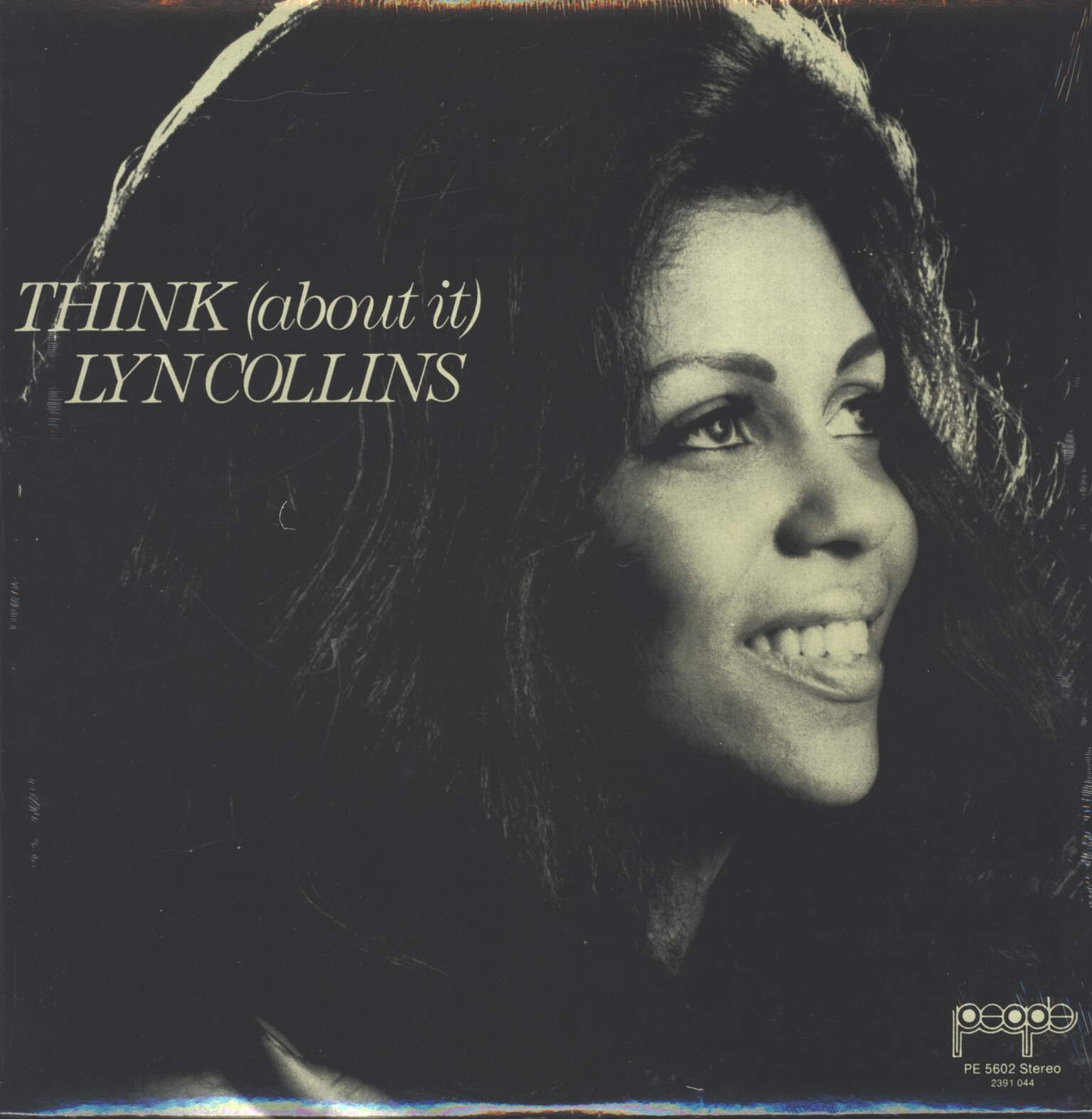 Lyn Collins: Think (About It), LP (Vinyl)