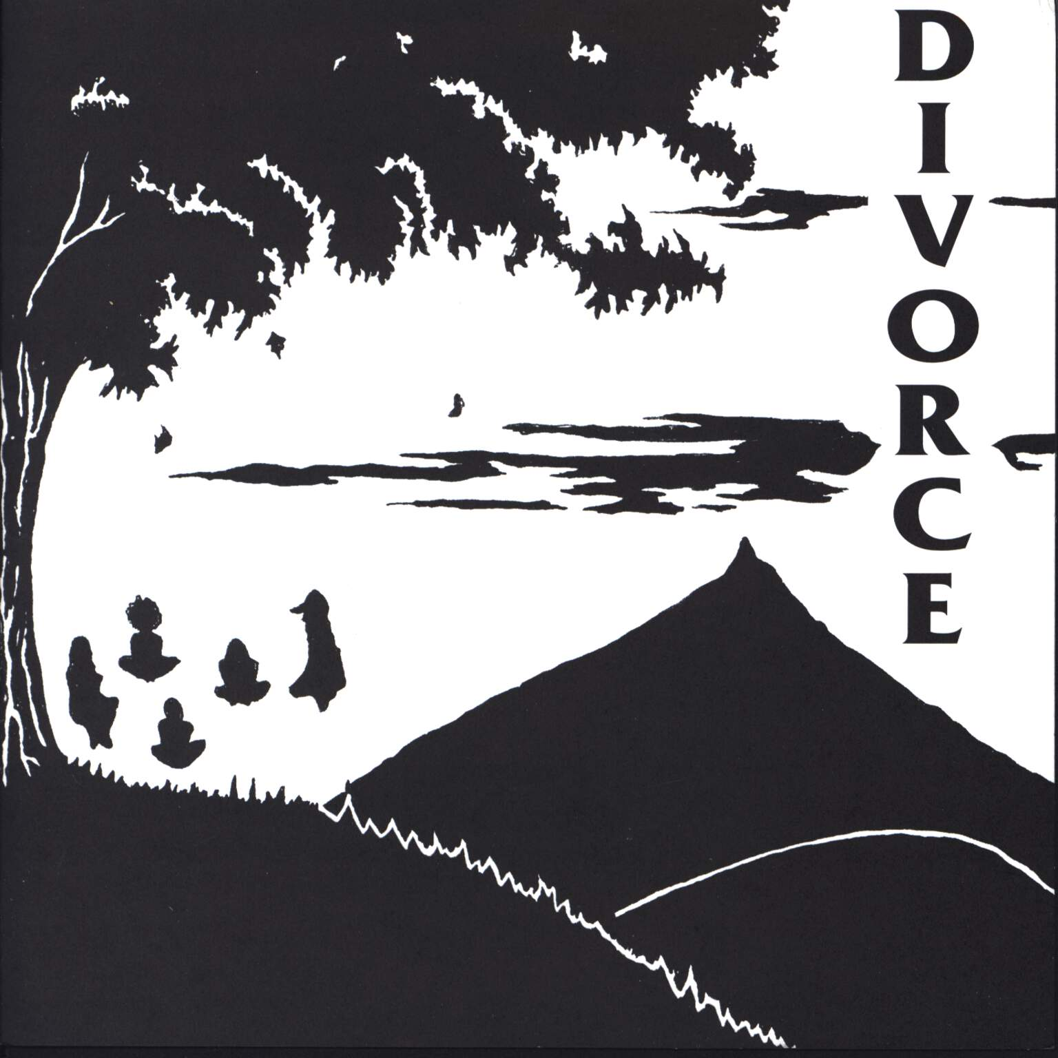 "Divorce: Divorce, 7"" Single (Vinyl)"