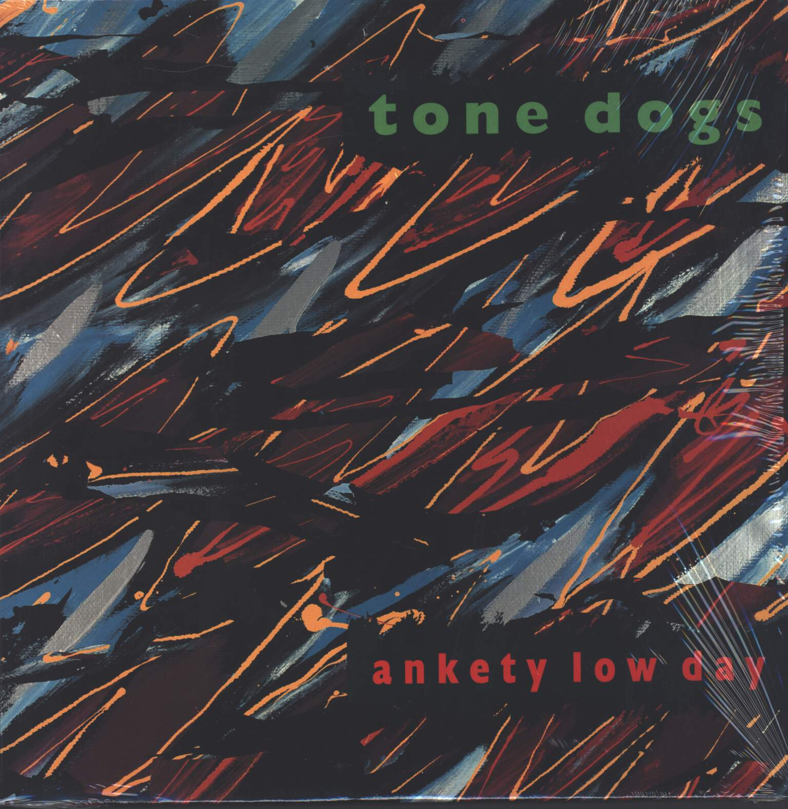 Tone Dogs: Ankety Low Day, LP (Vinyl)