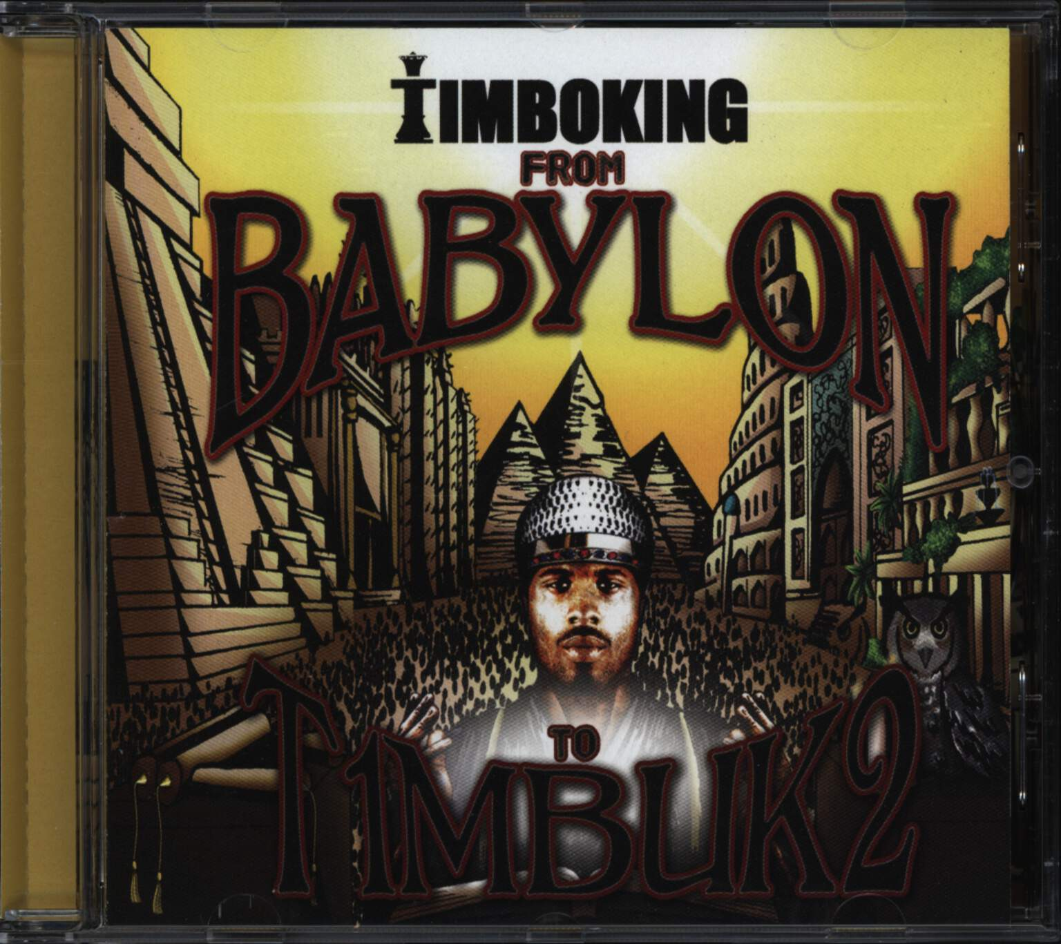 Timbo King: From Babylon To Timbuk2, CD