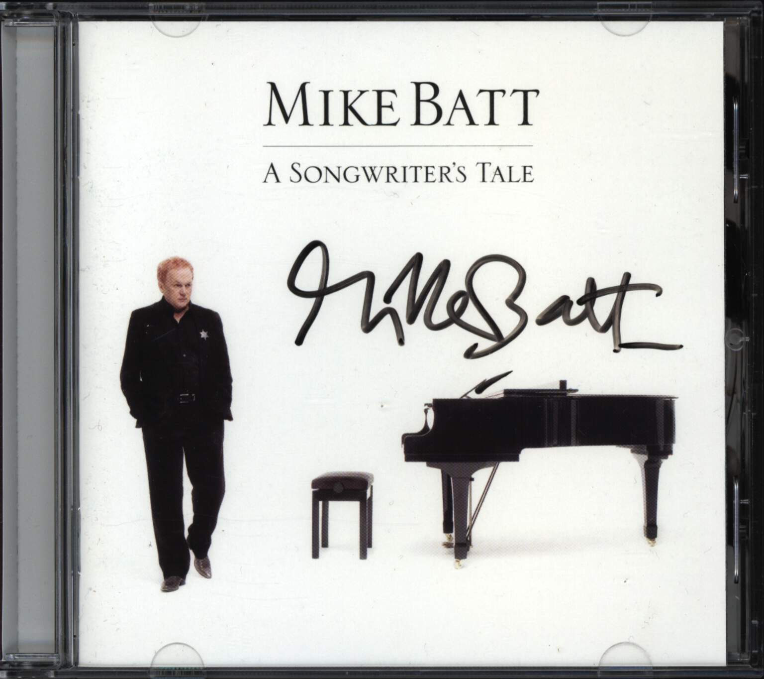 Mike Batt: A Songwriter's Tale, CD