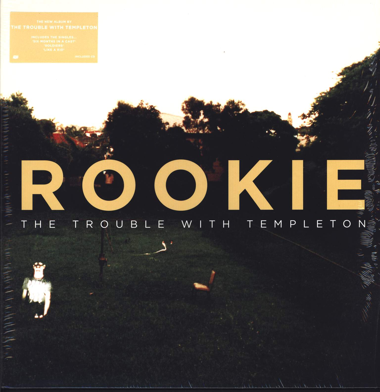 The Trouble With Templeton: Rookie, LP (Vinyl)