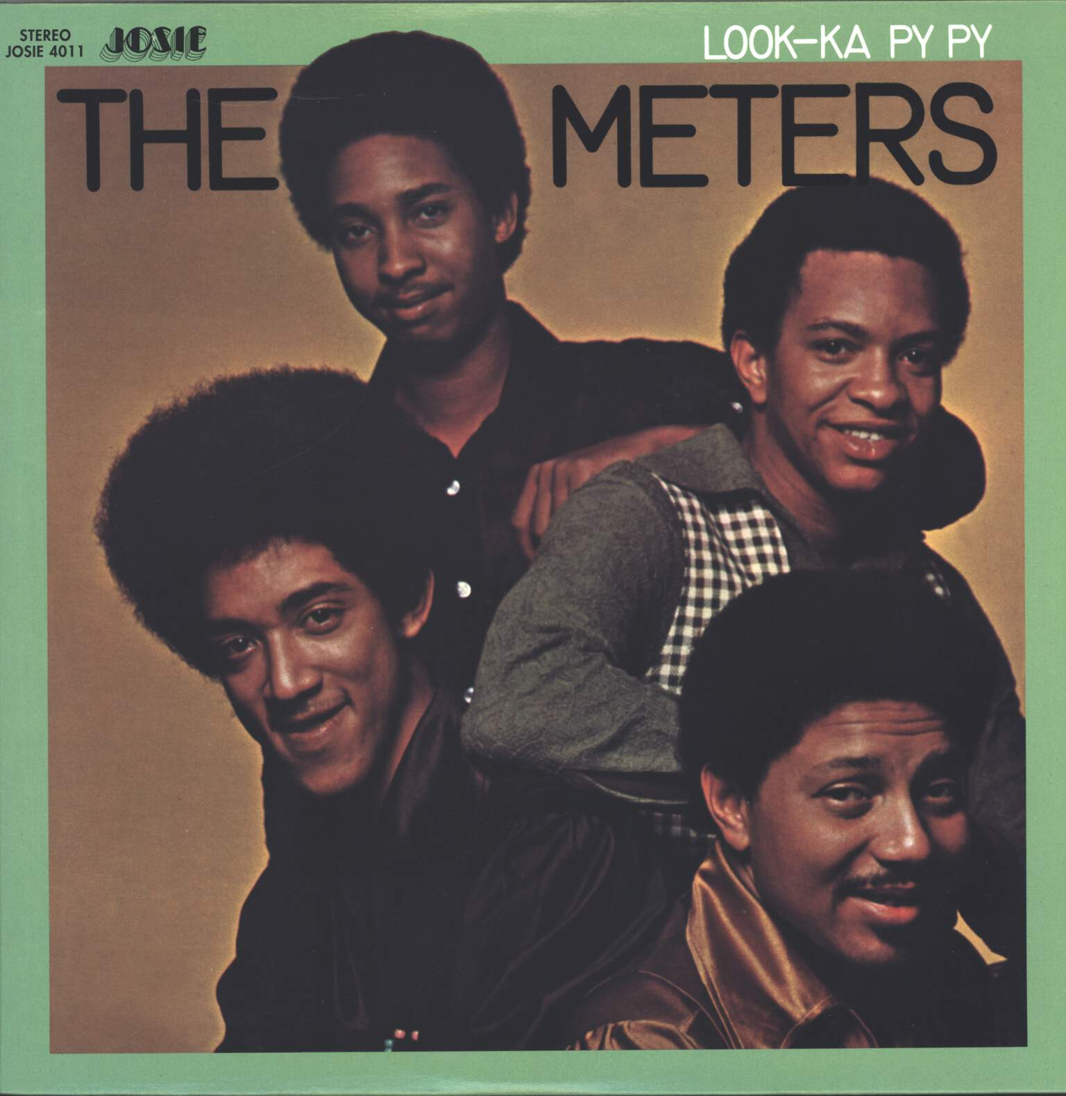 The Meters: Look-Ka Py Py, LP (Vinyl)