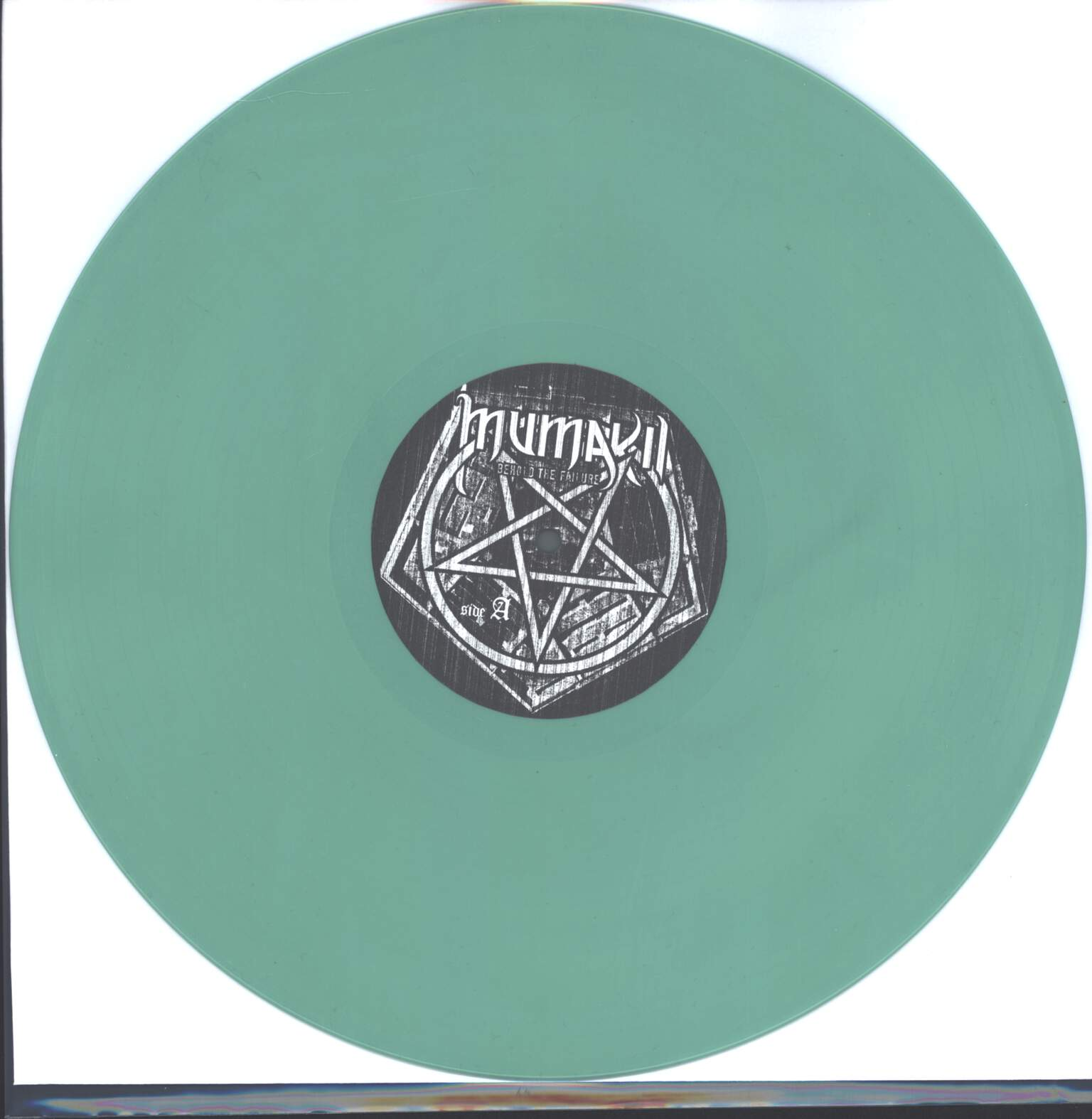 Mumakil: Behold The Failure, LP (Vinyl)
