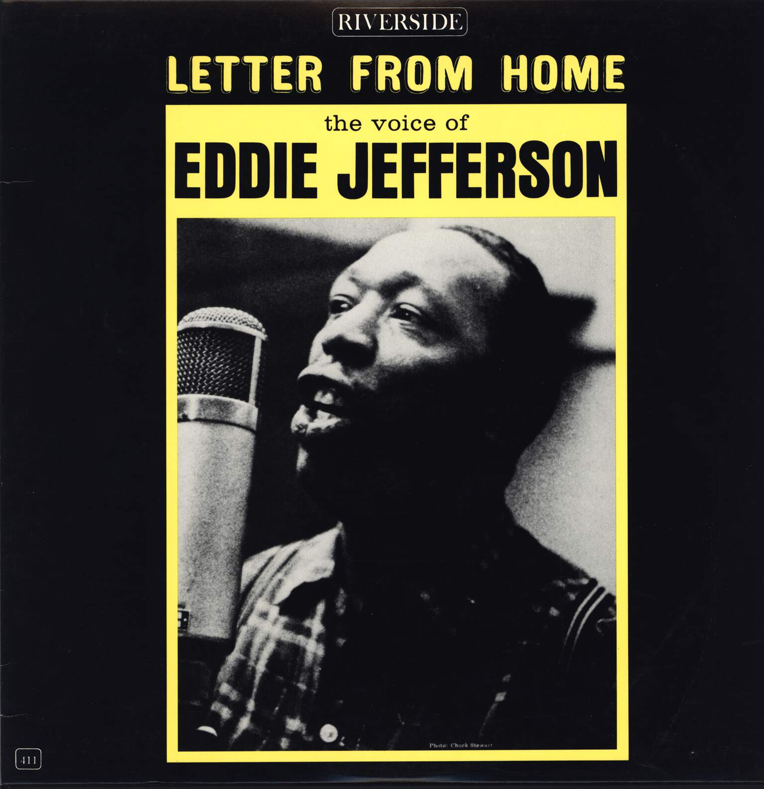 Eddie Jefferson: Letter From Home, LP (Vinyl)