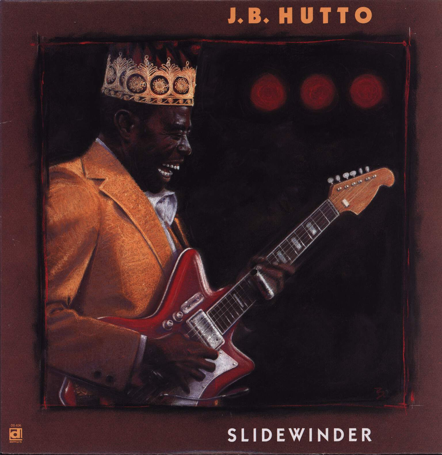 J.B. Hutto: Slidewinder, LP (Vinyl)