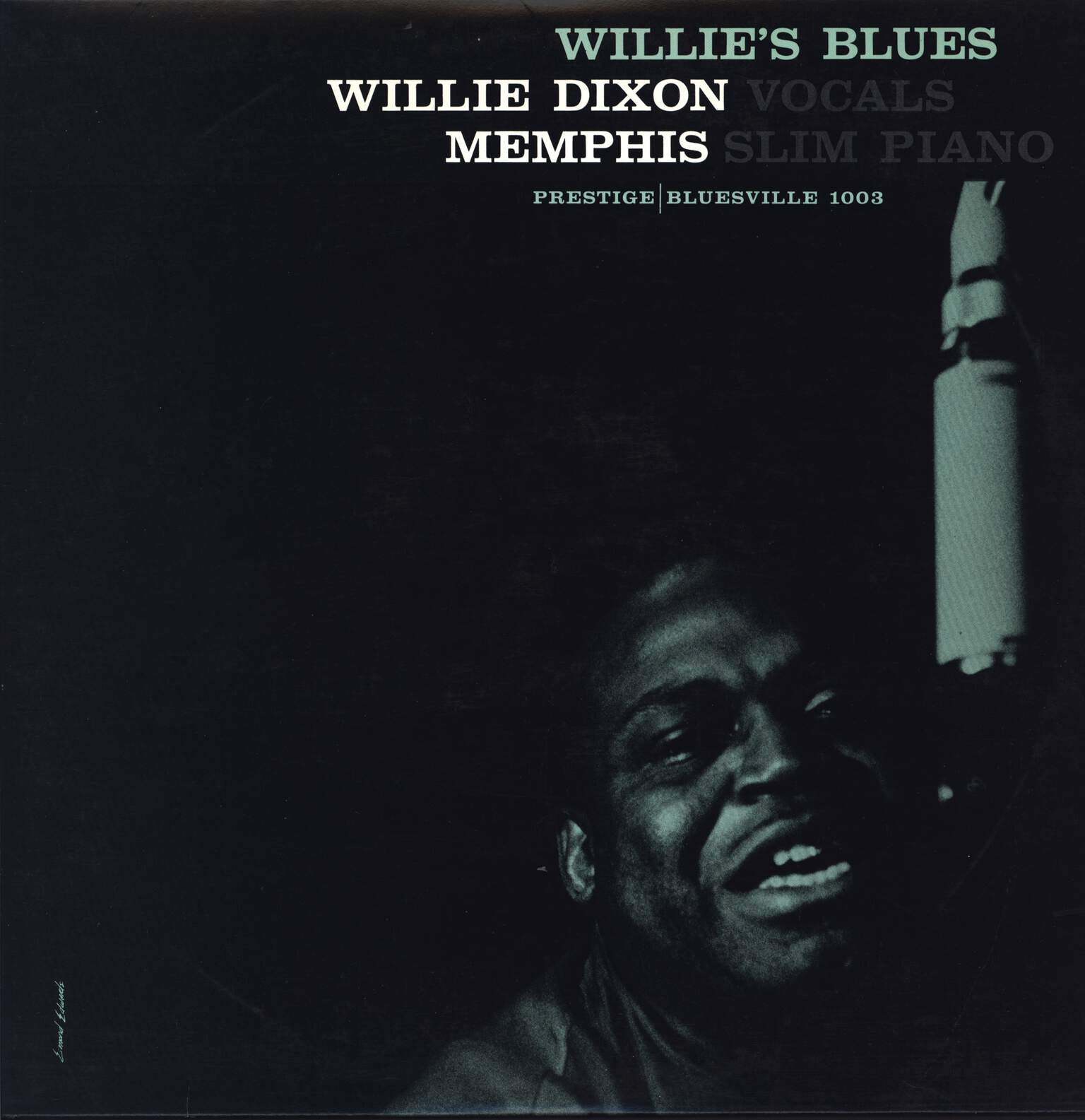 Willie Dixon: Willie's Blues, LP (Vinyl)
