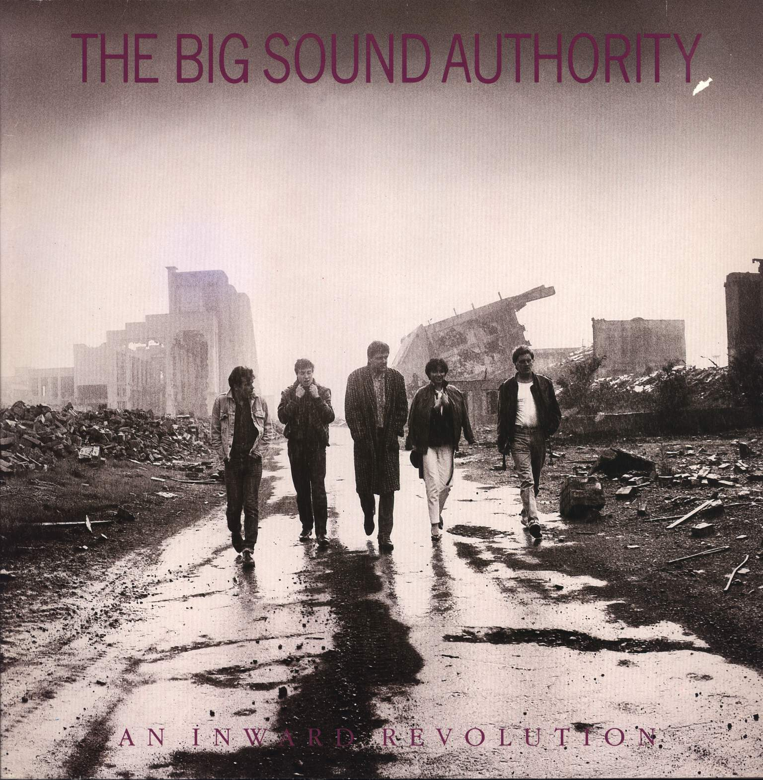 Big Sound Authority: An Inward Revolution, LP (Vinyl)