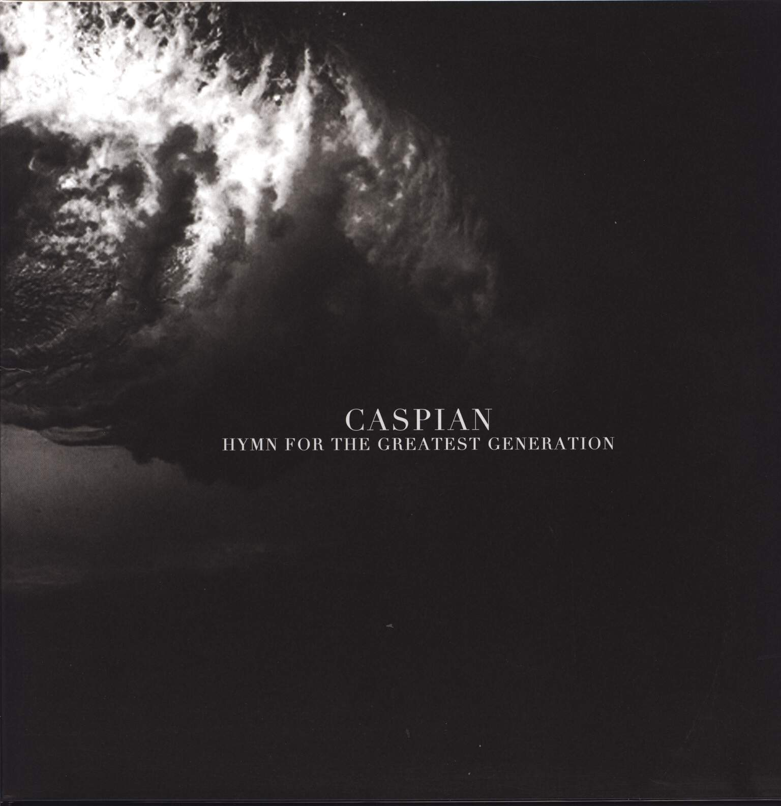 "Caspian: Hymn For The Greatest Generation, 12"" Maxi Single (Vinyl)"