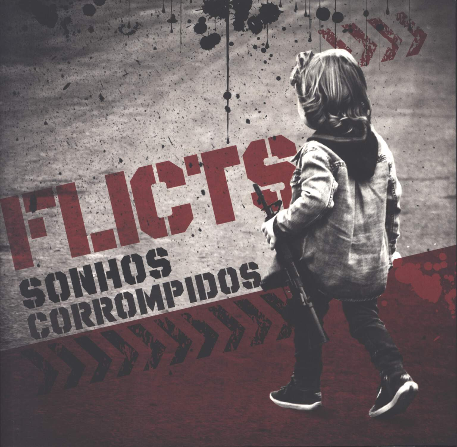 Flicts: Sonhos Corrompidos, Mini LP (Vinyl)