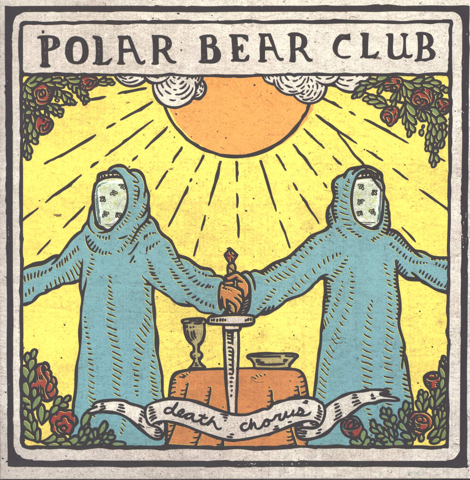 Polar Bear Club: Death Chorus, LP (Vinyl)