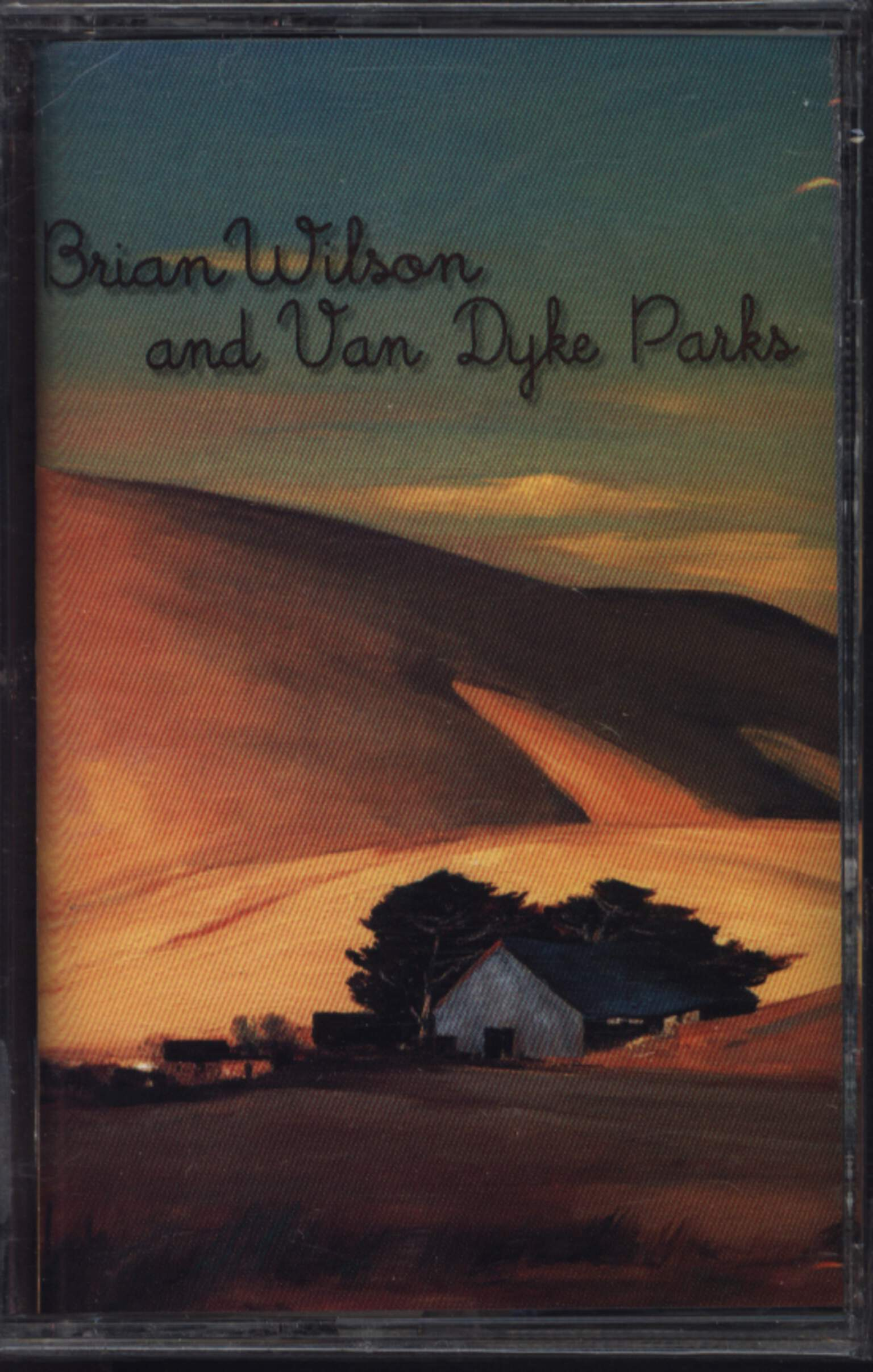 Brian Wilson: Orange Crate Art, Compact Cassette