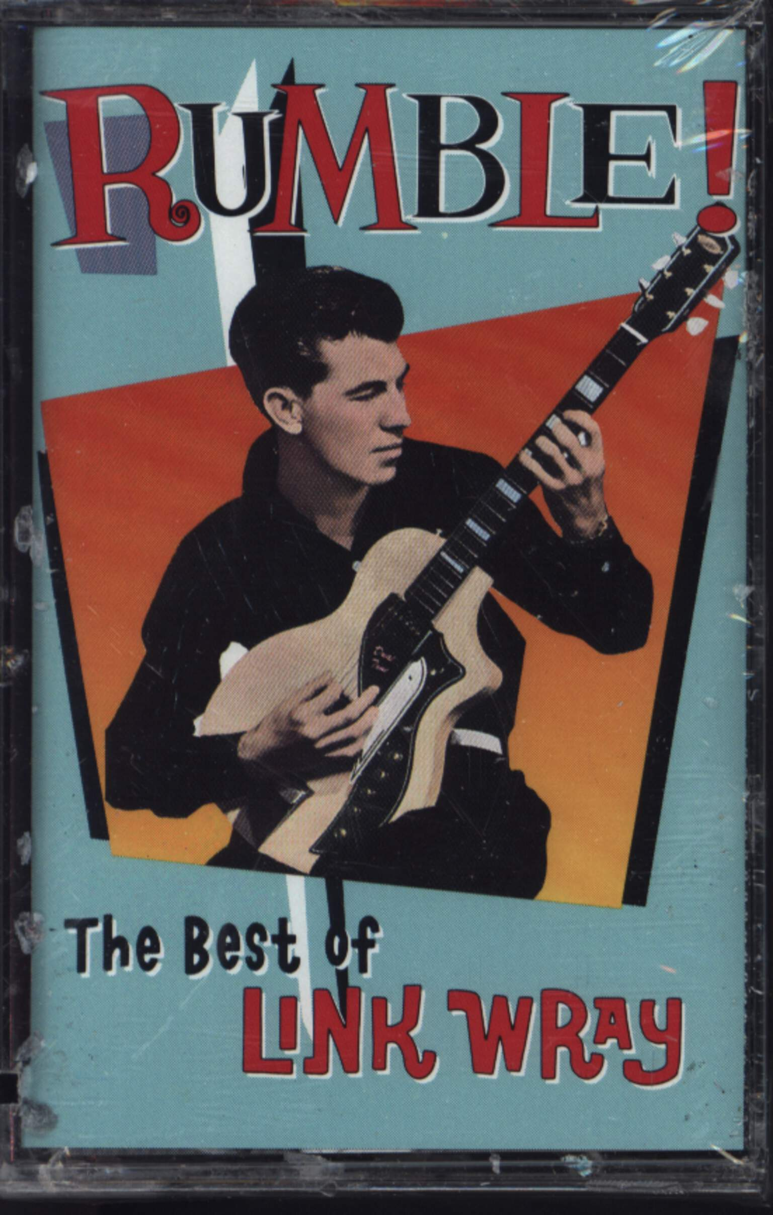 Link Wray: Rumble! The Best Of Link Wray, 1×Tape