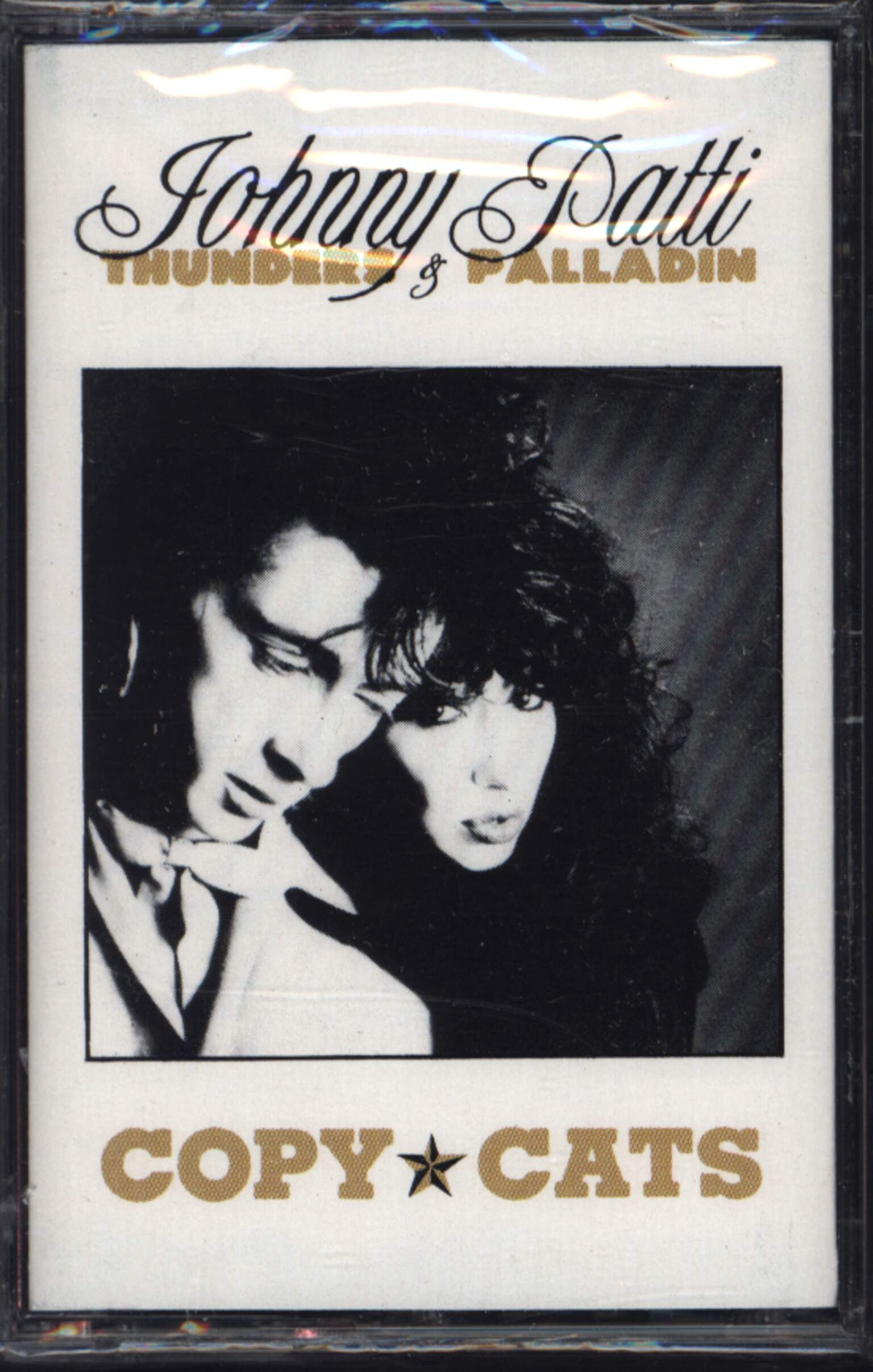 Johnny Thunders: Copy Cats, Compact Cassette