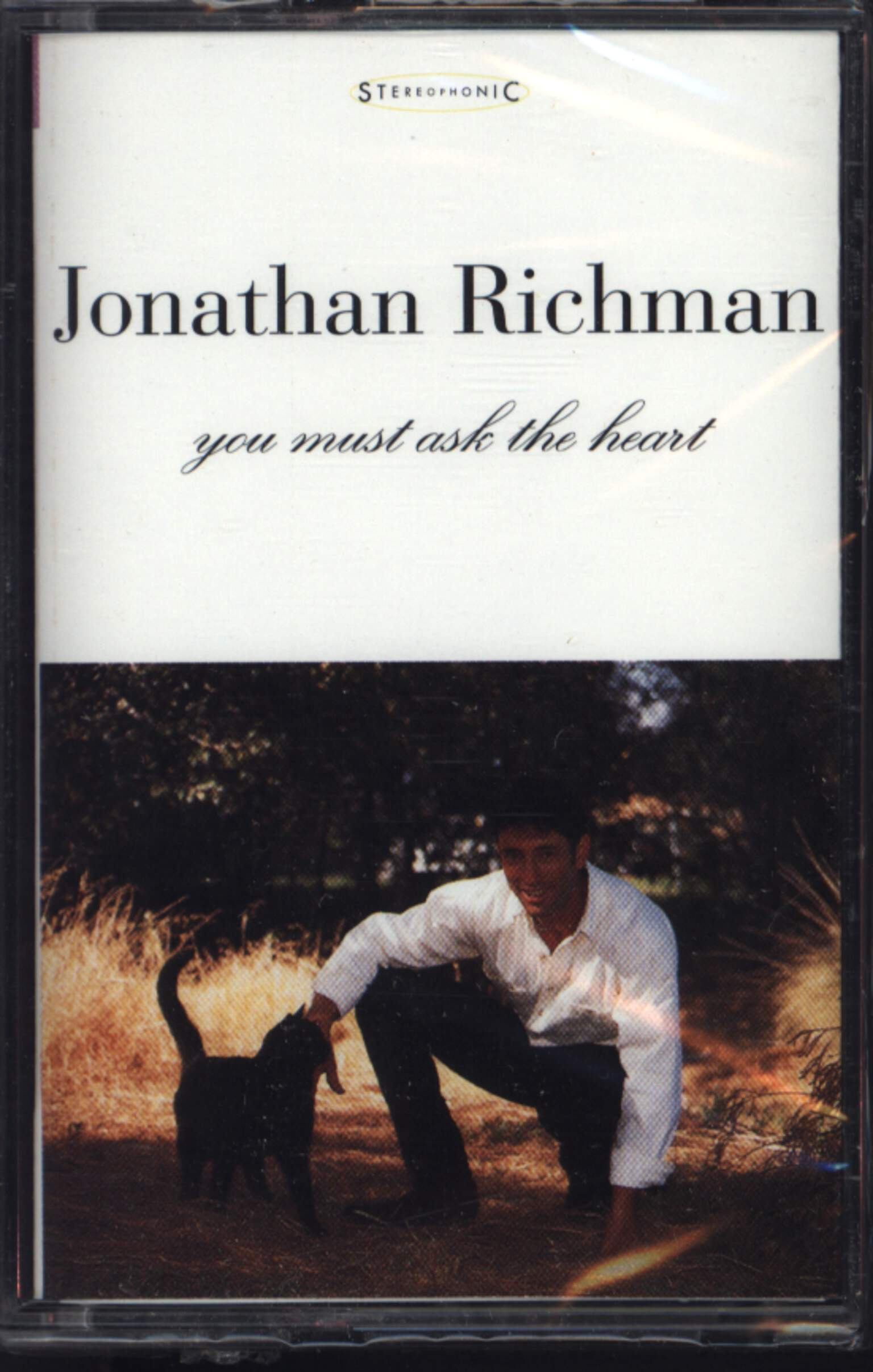Jonathan Richman: You Must Ask The Heart, Compact Cassette