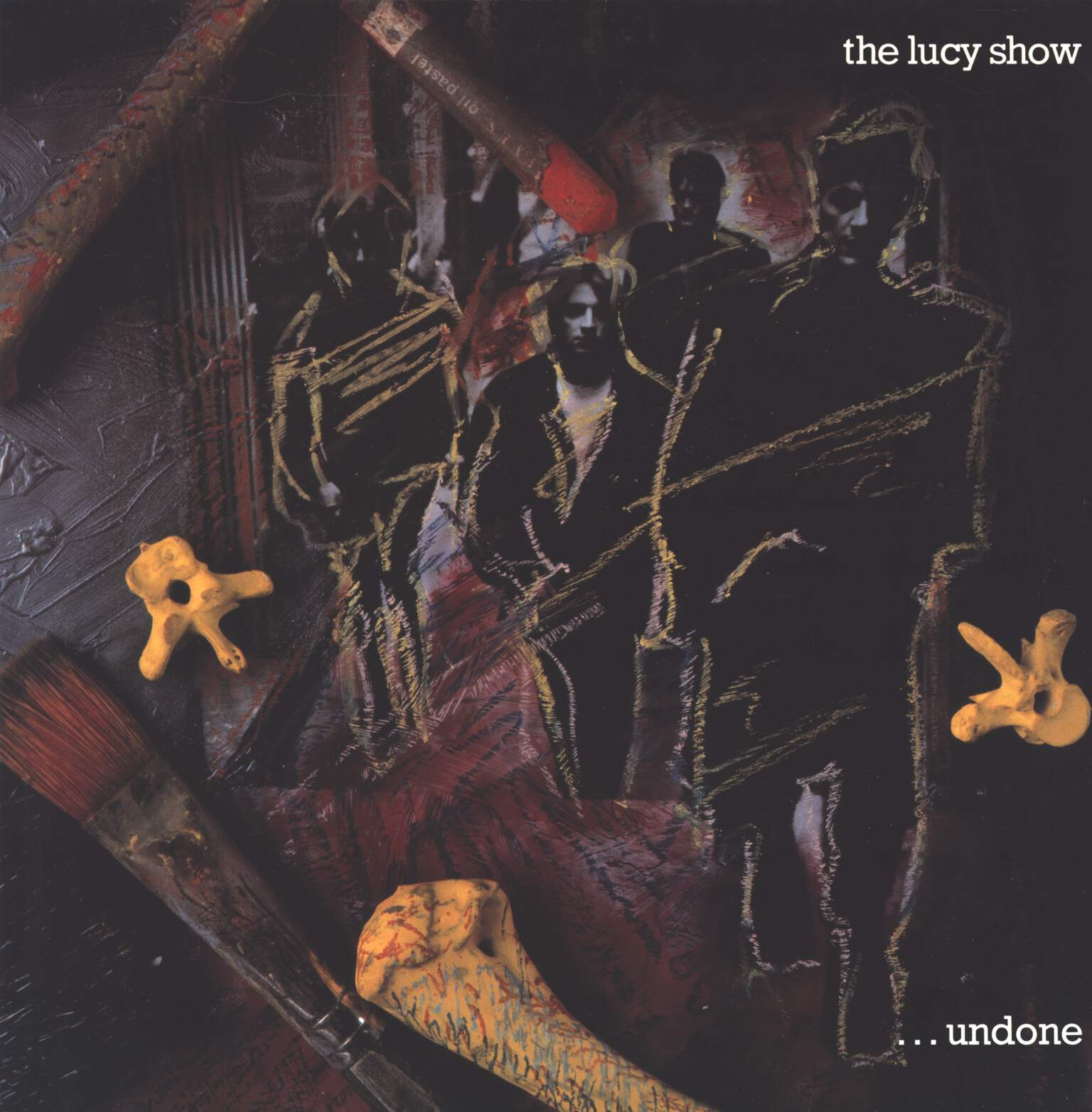 The Lucy Show: ...Undone, LP (Vinyl)