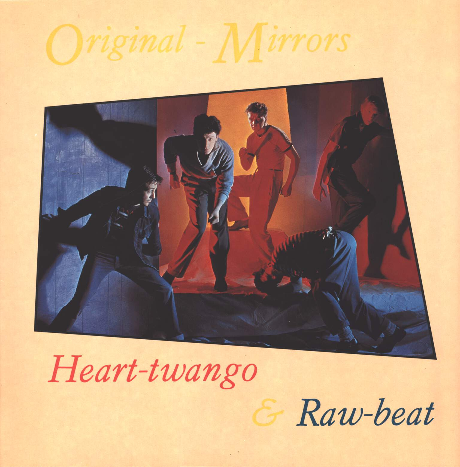 Original Mirrors: Heart-Twango & Raw-Beat, LP (Vinyl)