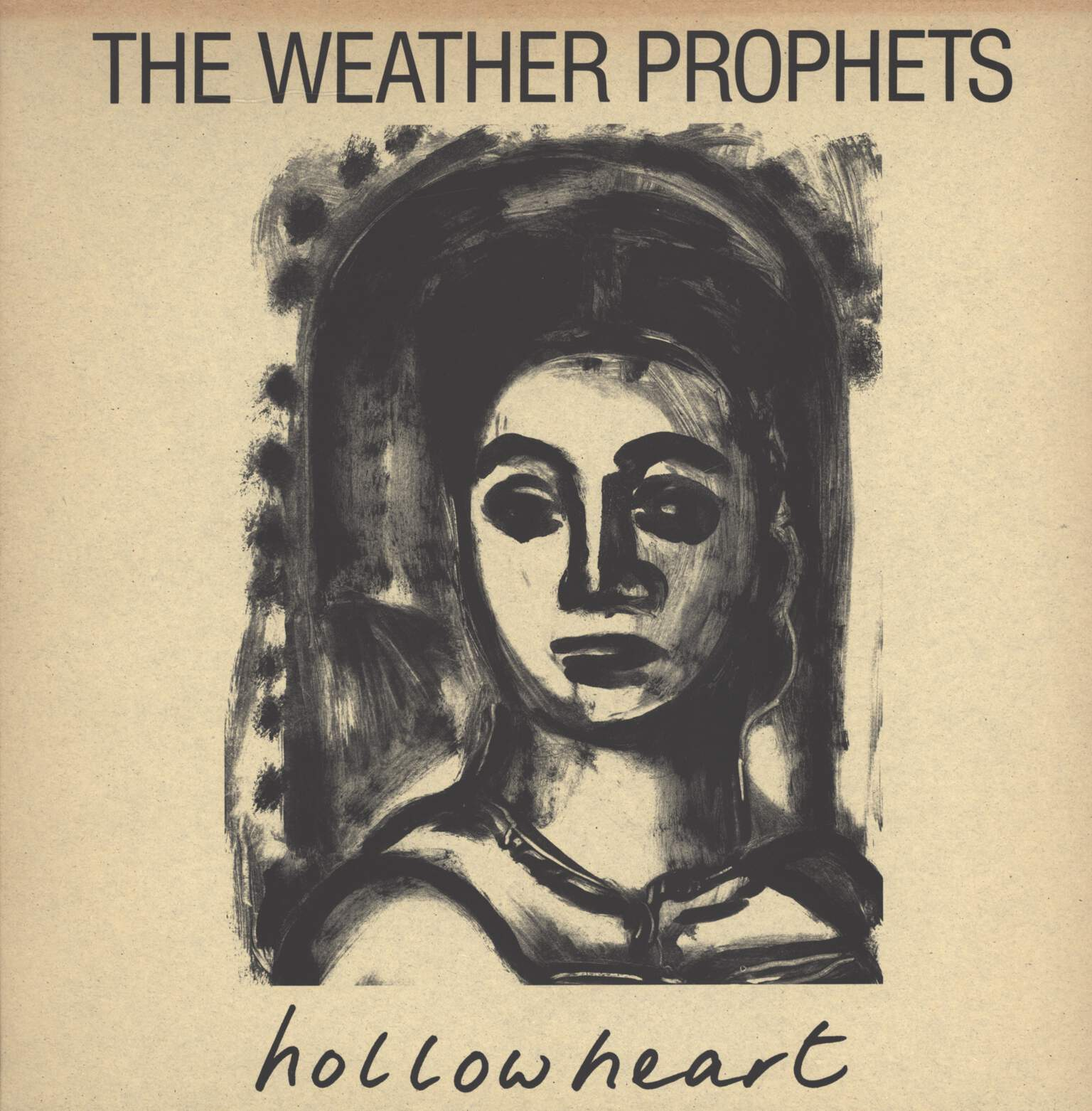 "The Weather Prophets: Hollow Heart, 12"" Maxi Single (Vinyl)"