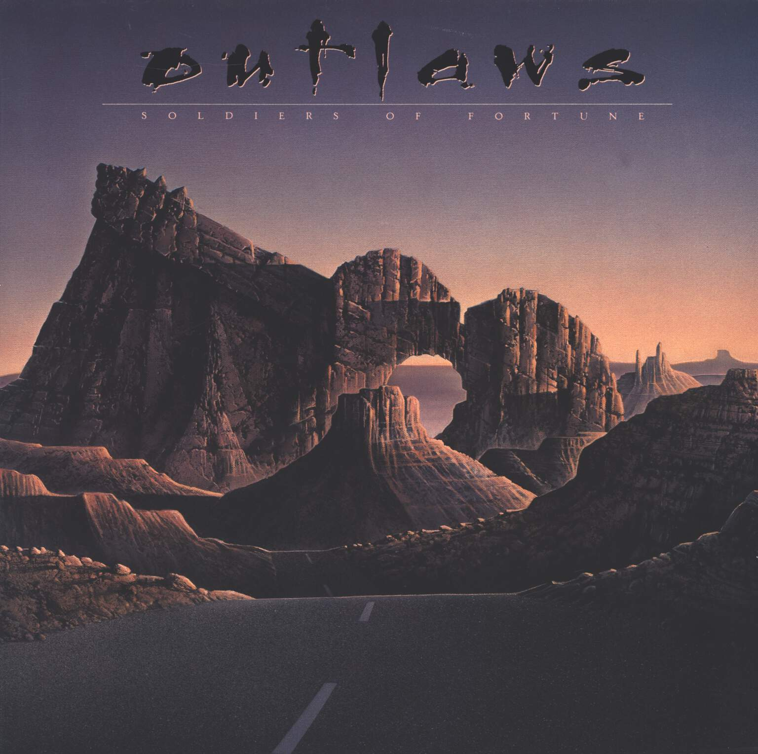 Outlaws: Soldiers Of Fortune, LP (Vinyl)