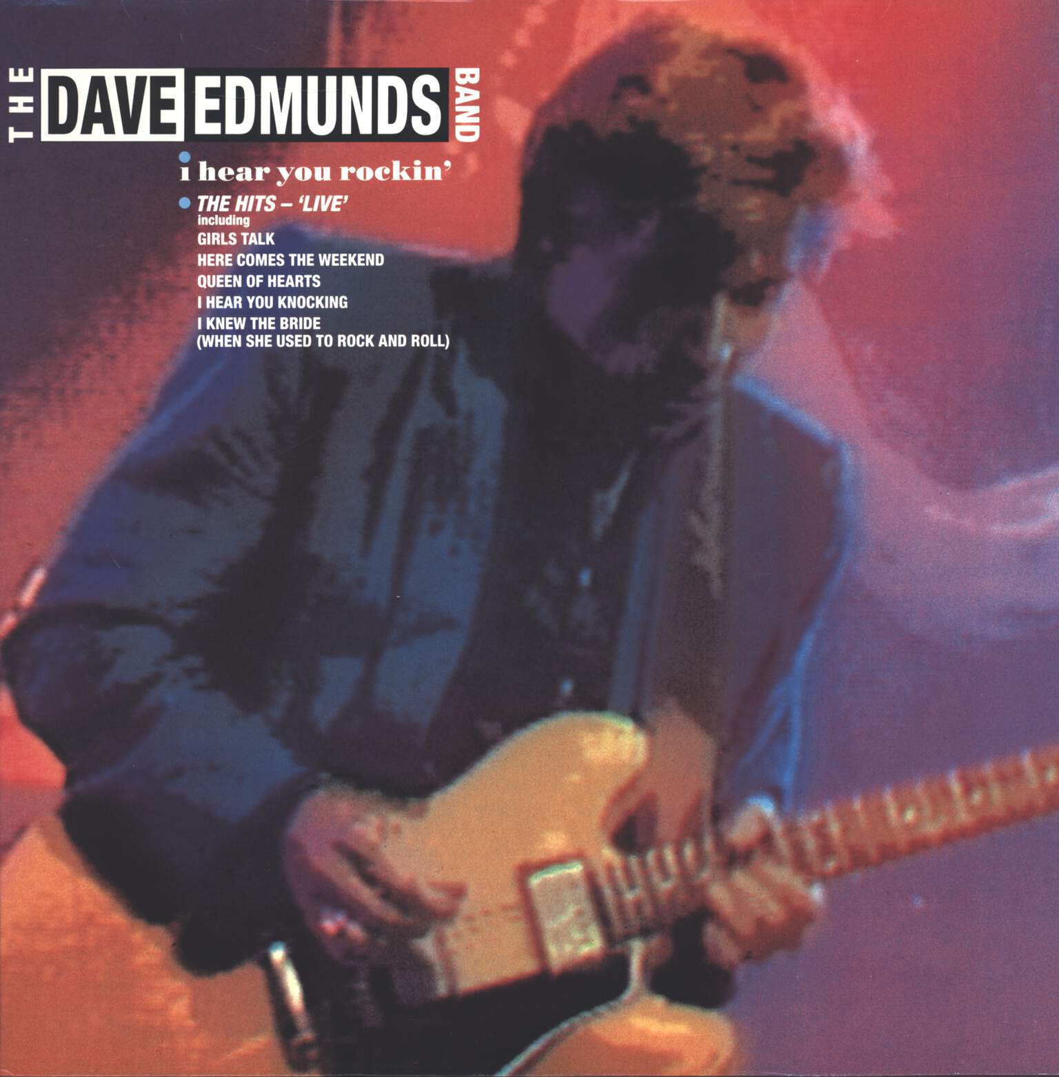 The Dave Edmunds Band: I Hear You Rockin', LP (Vinyl)