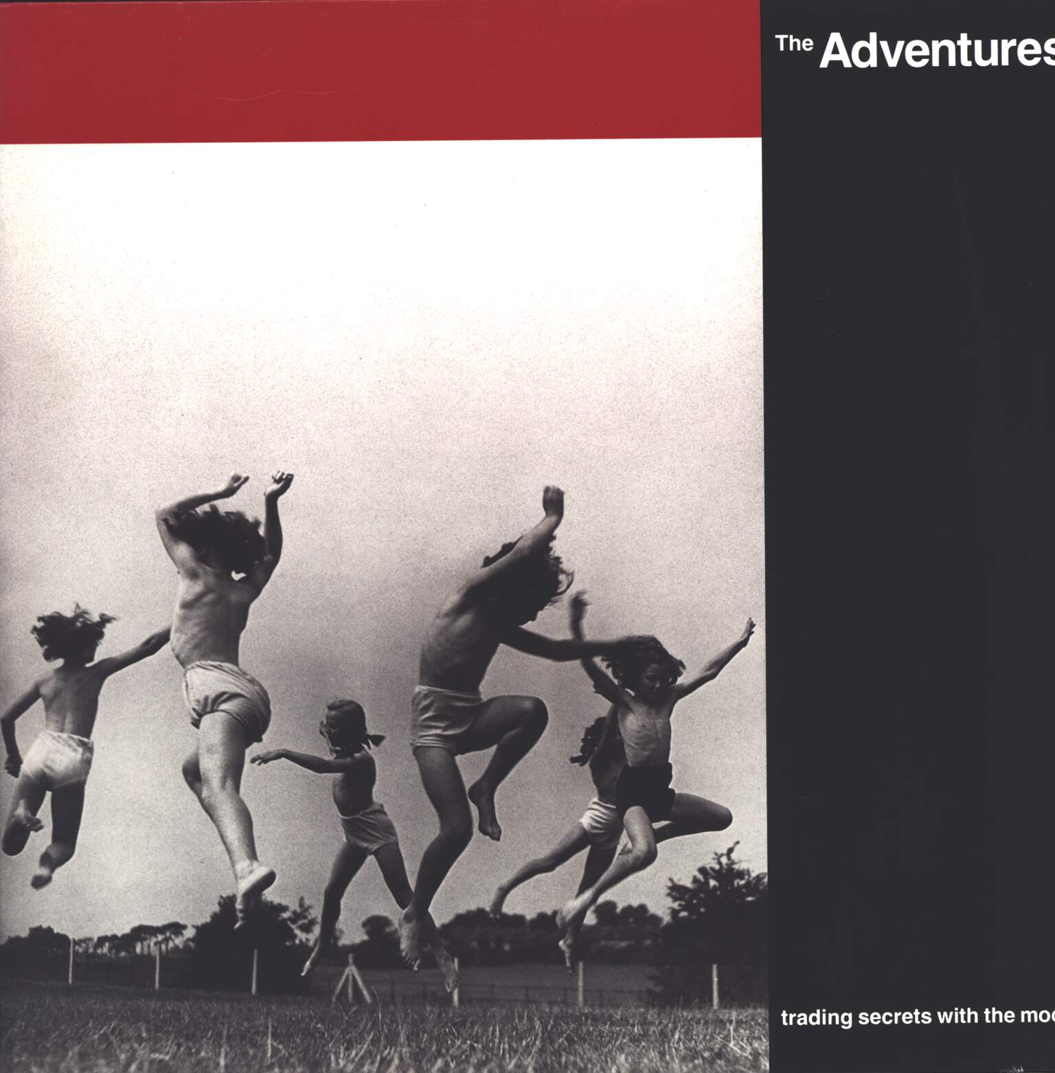 The Adventures: Trading Secrets With The Moon, LP (Vinyl)