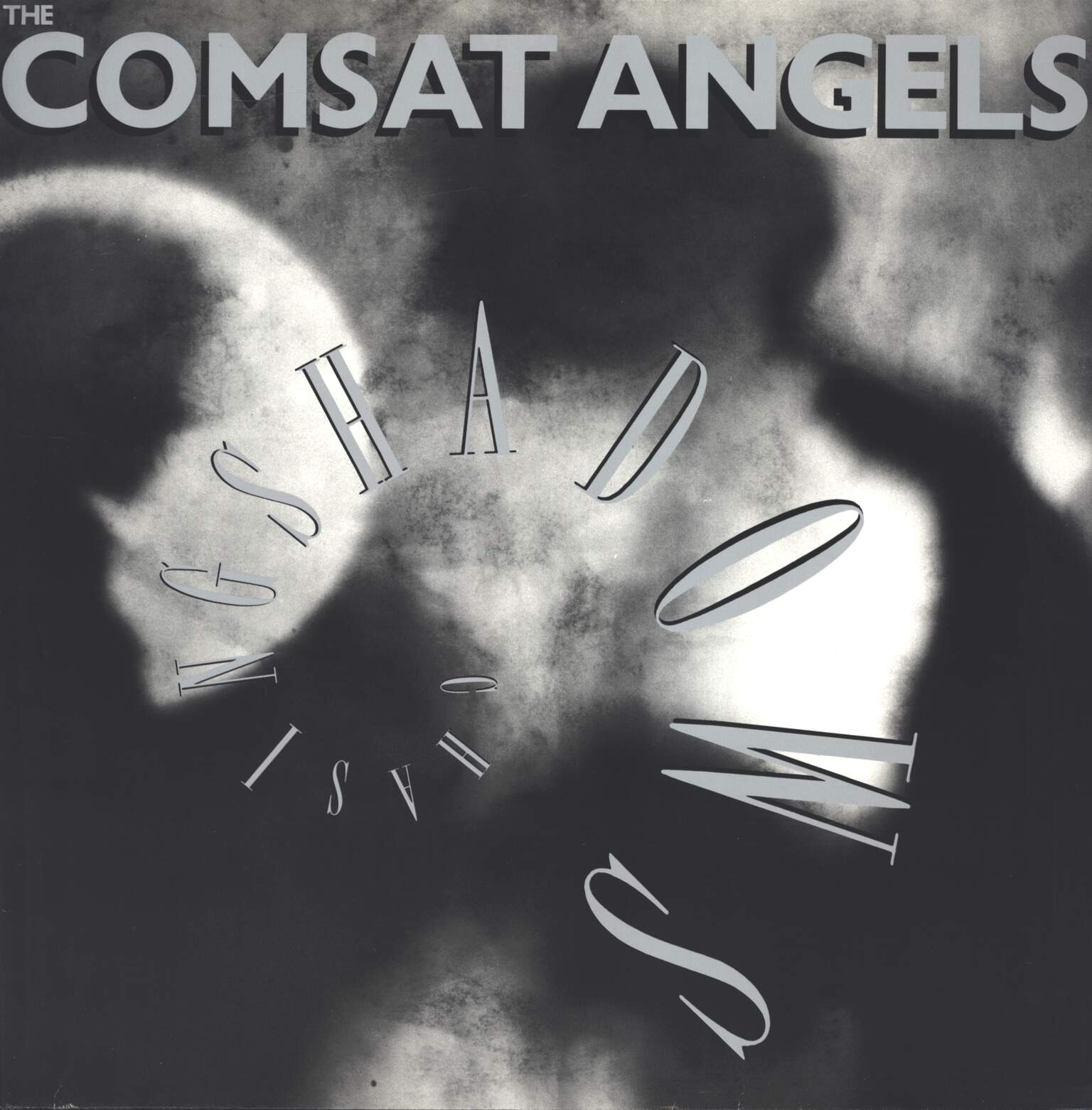 The Comsat Angels: Chasing Shadows, LP (Vinyl)