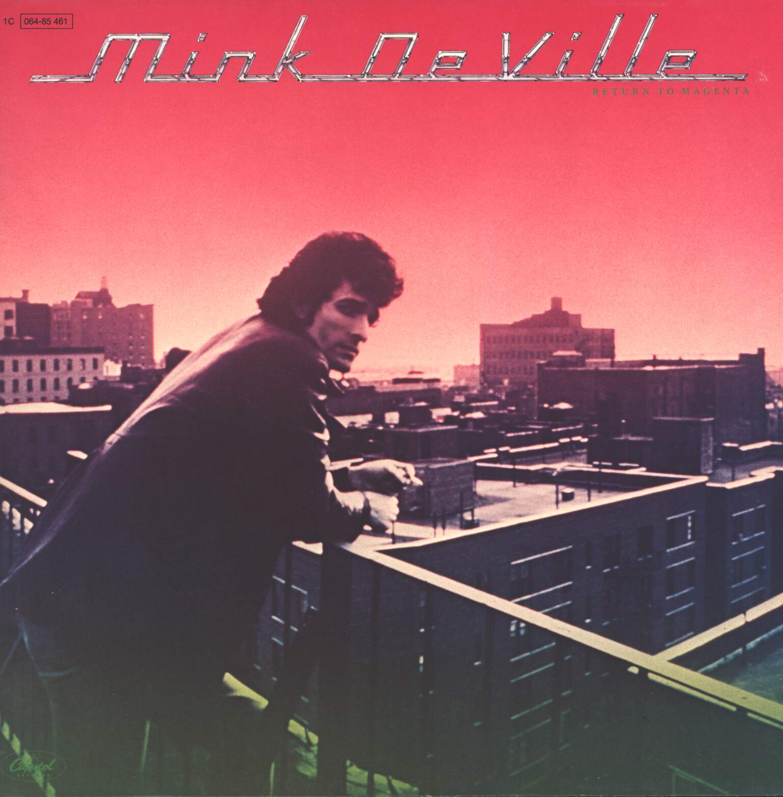 Mink Deville: Return To Magenta, LP (Vinyl)