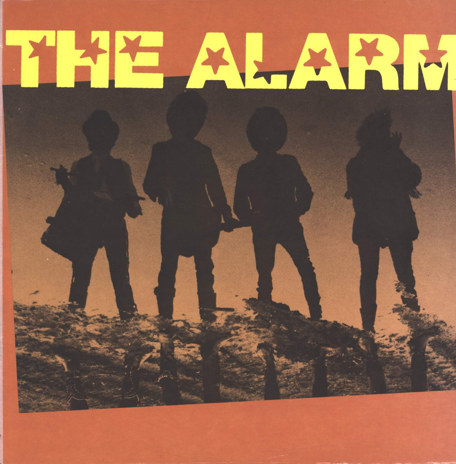 "The Alarm: The Stand, 12"" Maxi Single (Vinyl)"