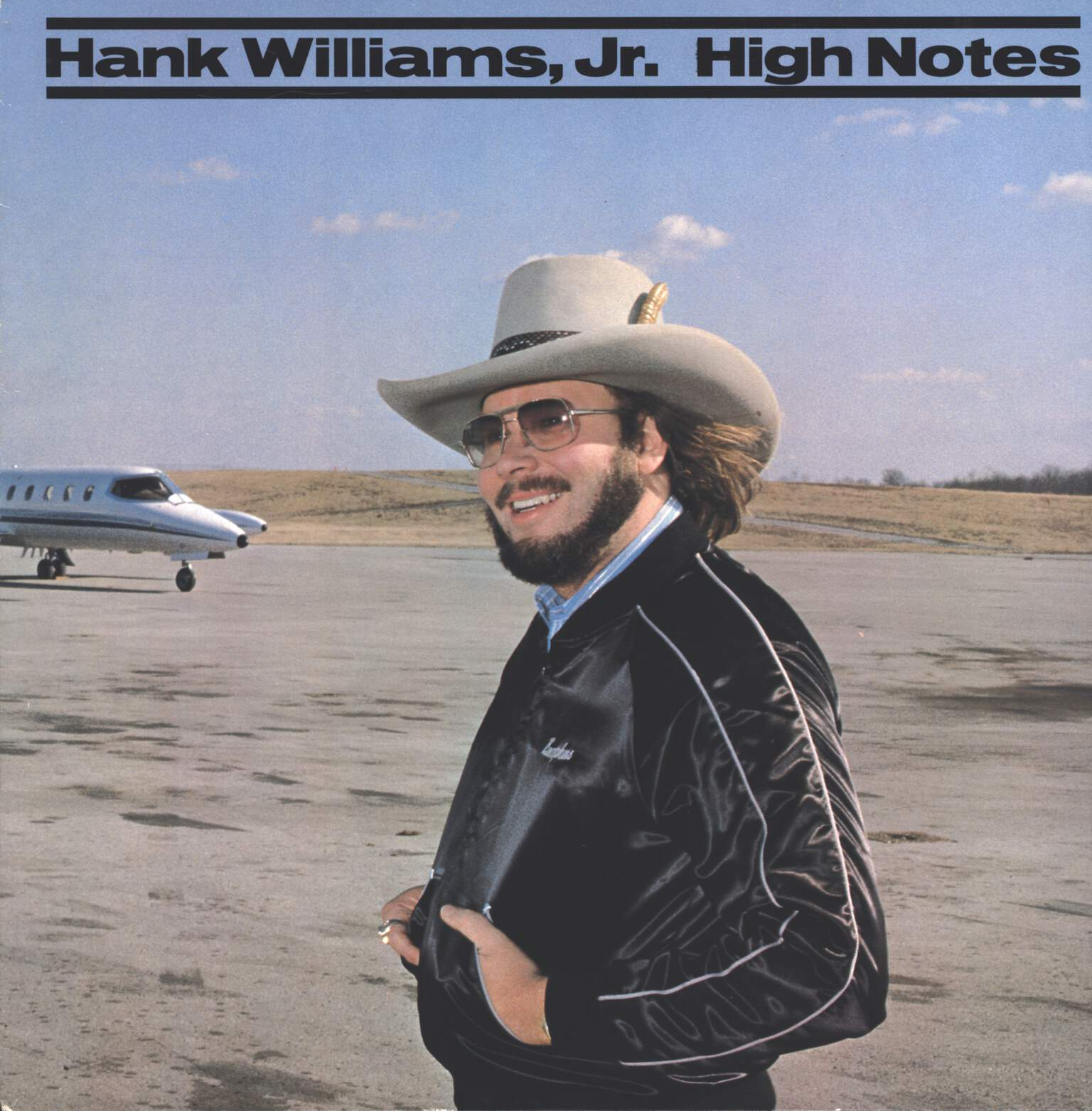 Hank Williams Jr: High Notes, LP (Vinyl)