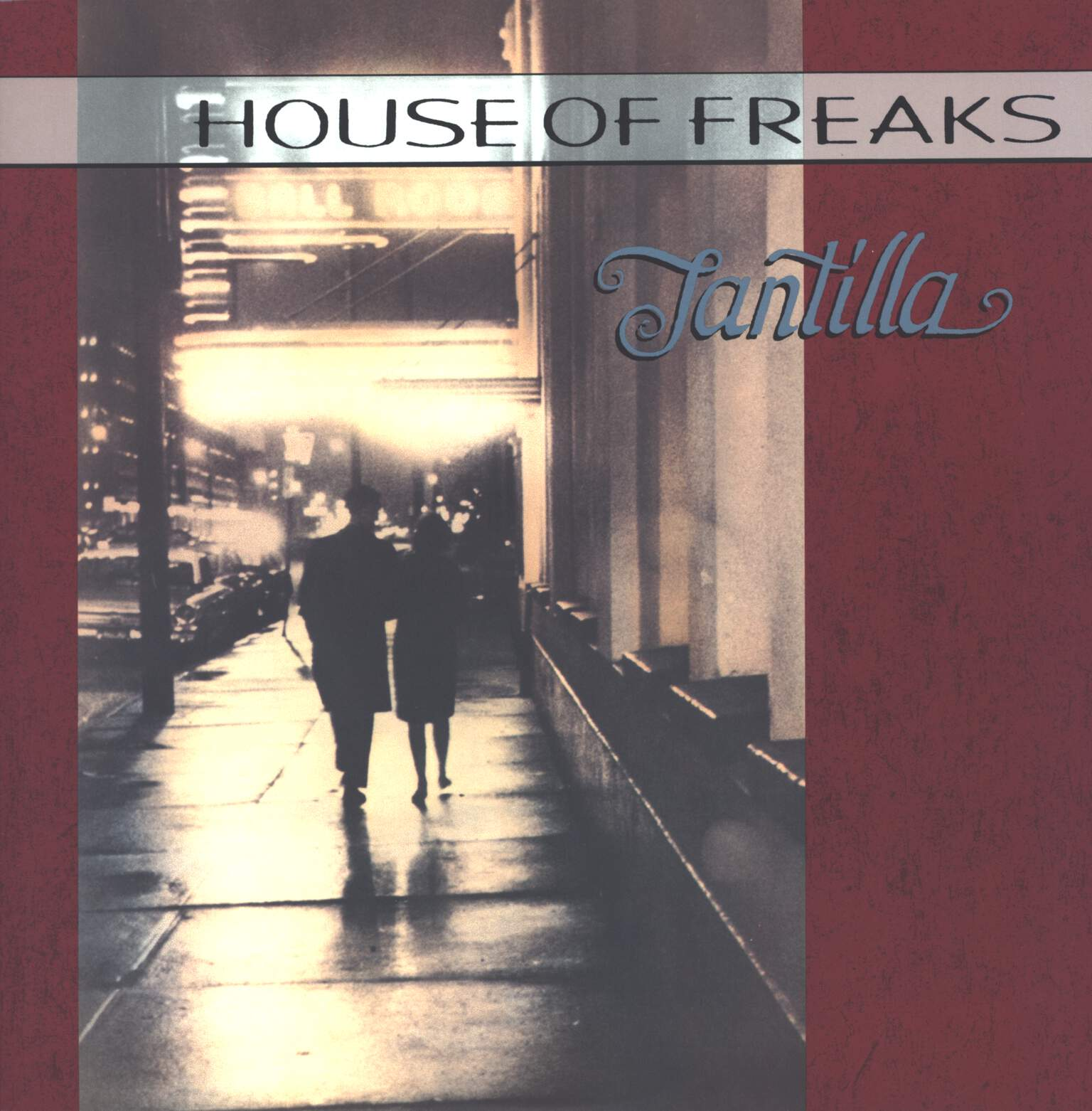 House Of Freaks: Tantilla, LP (Vinyl)