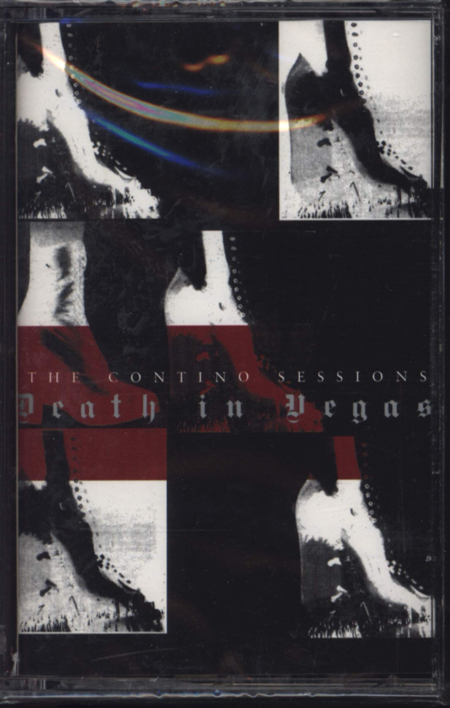 Death in Vegas: The Contino Sessions, Compact Cassette