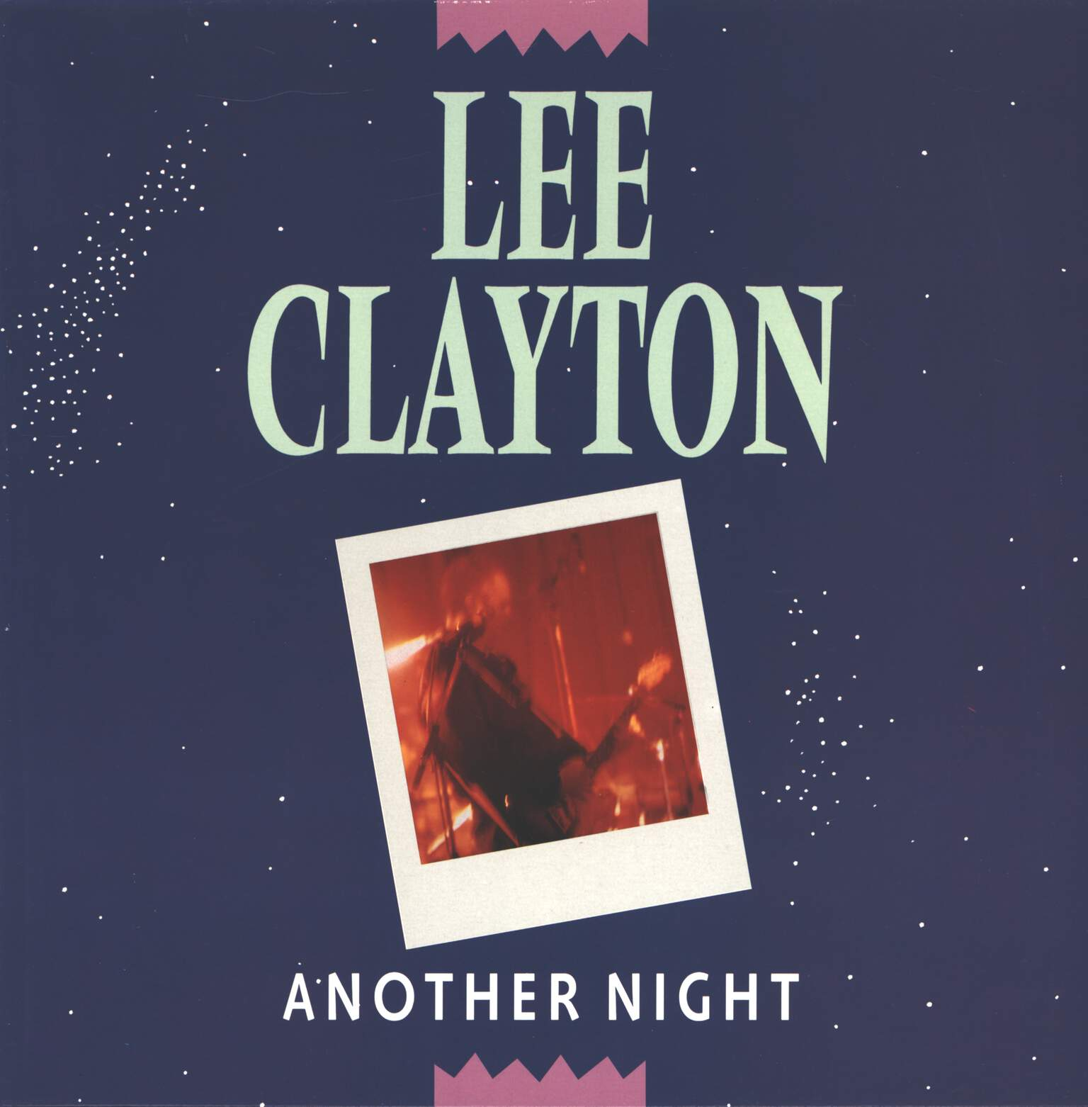 Lee Clayton: Another Night, LP (Vinyl)
