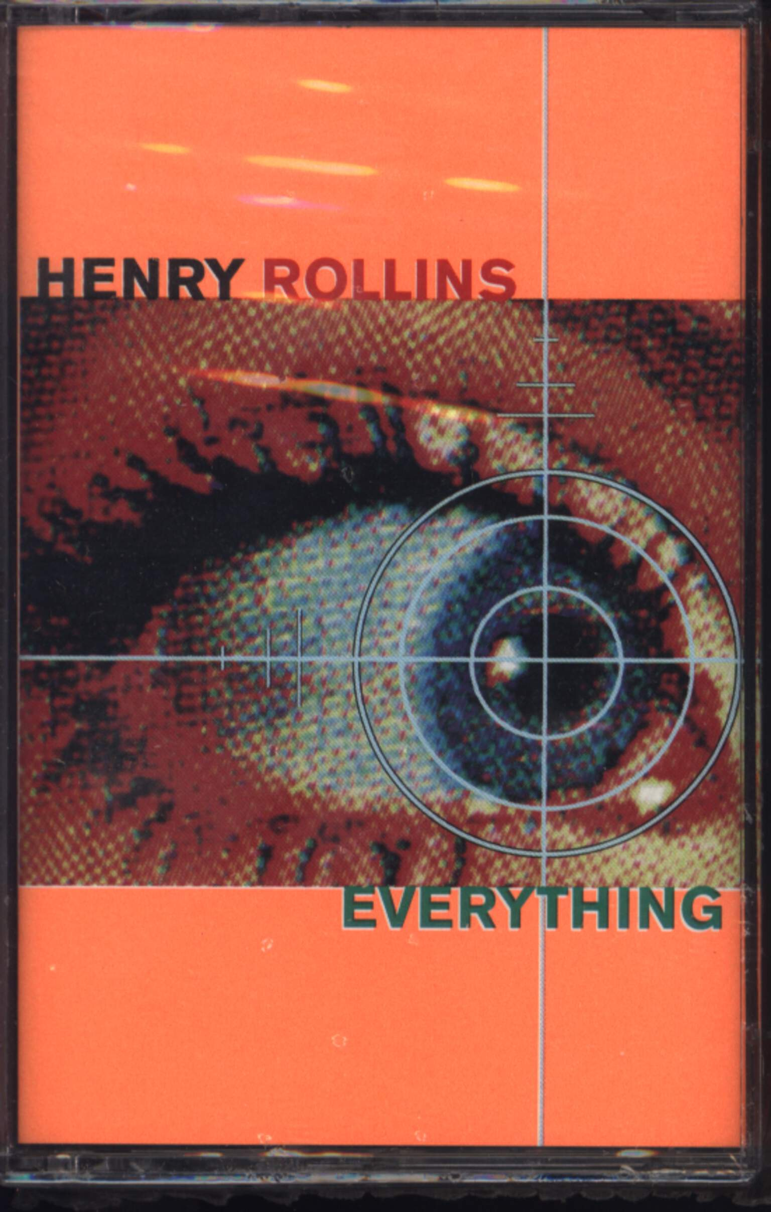 Henry Rollins: Everything, Compact Cassette