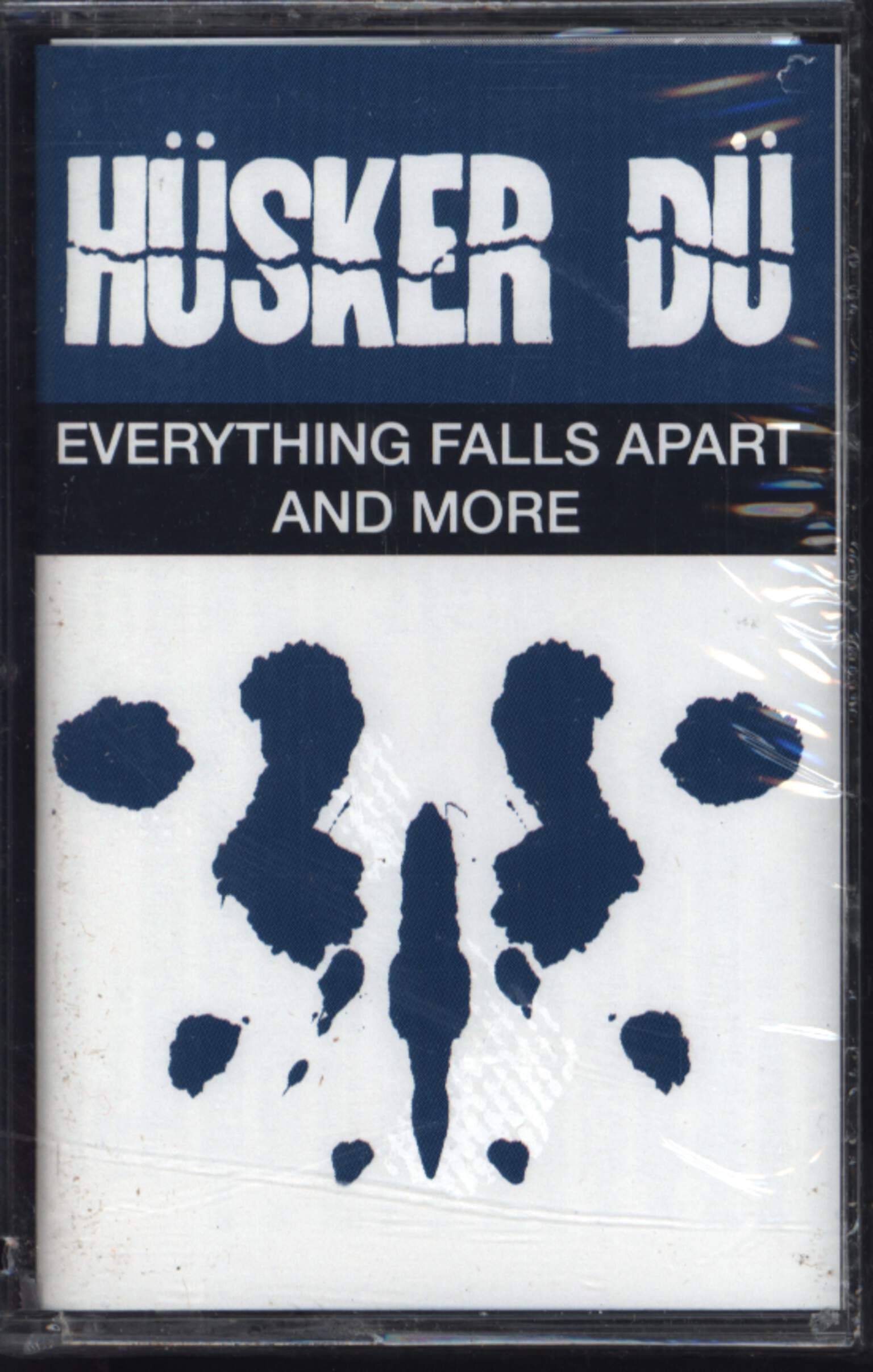 Hüsker Dü: Everything Falls Apart And More, Compact Cassette