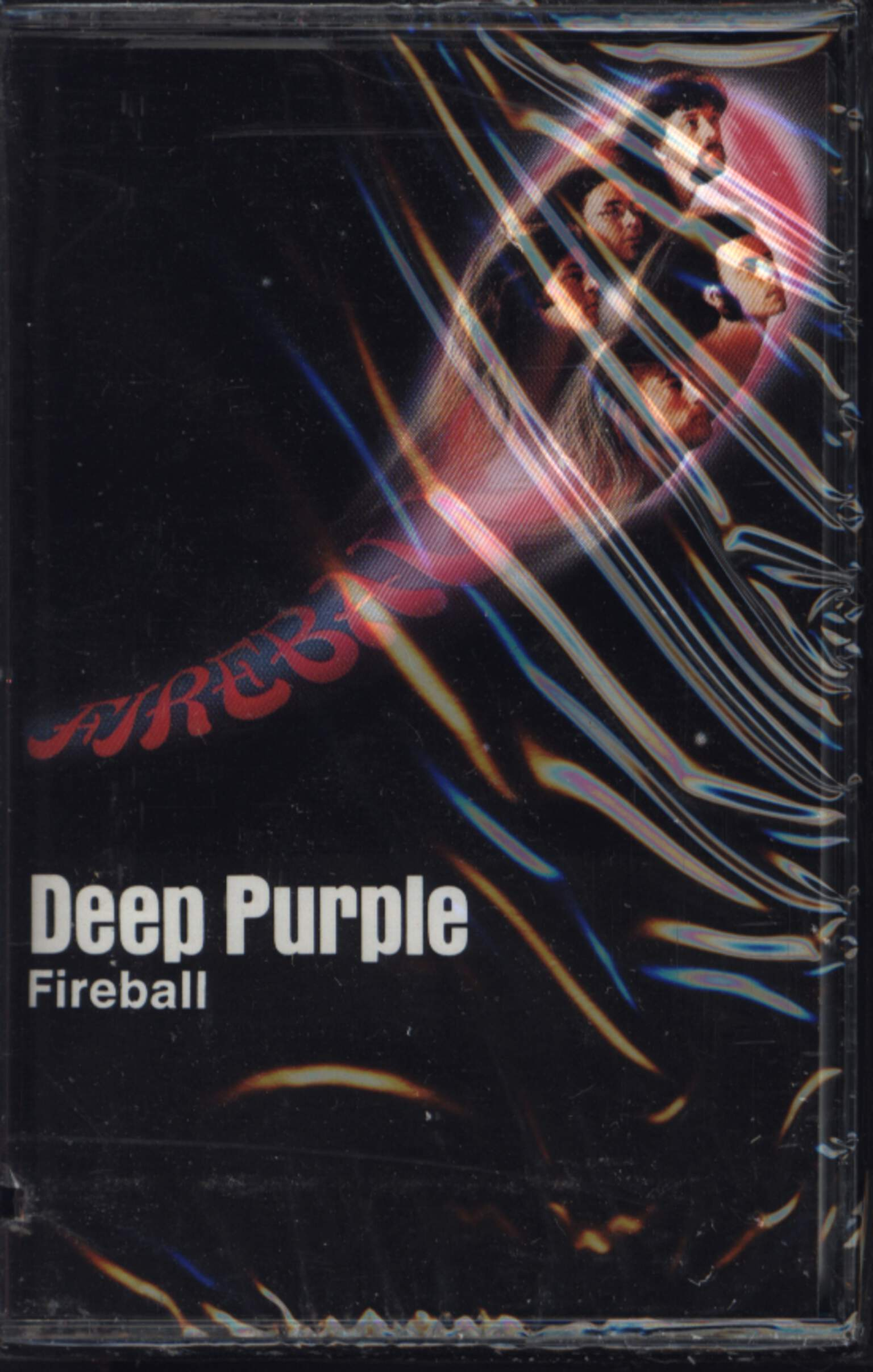 Deep Purple: Fireball, Compact Cassette