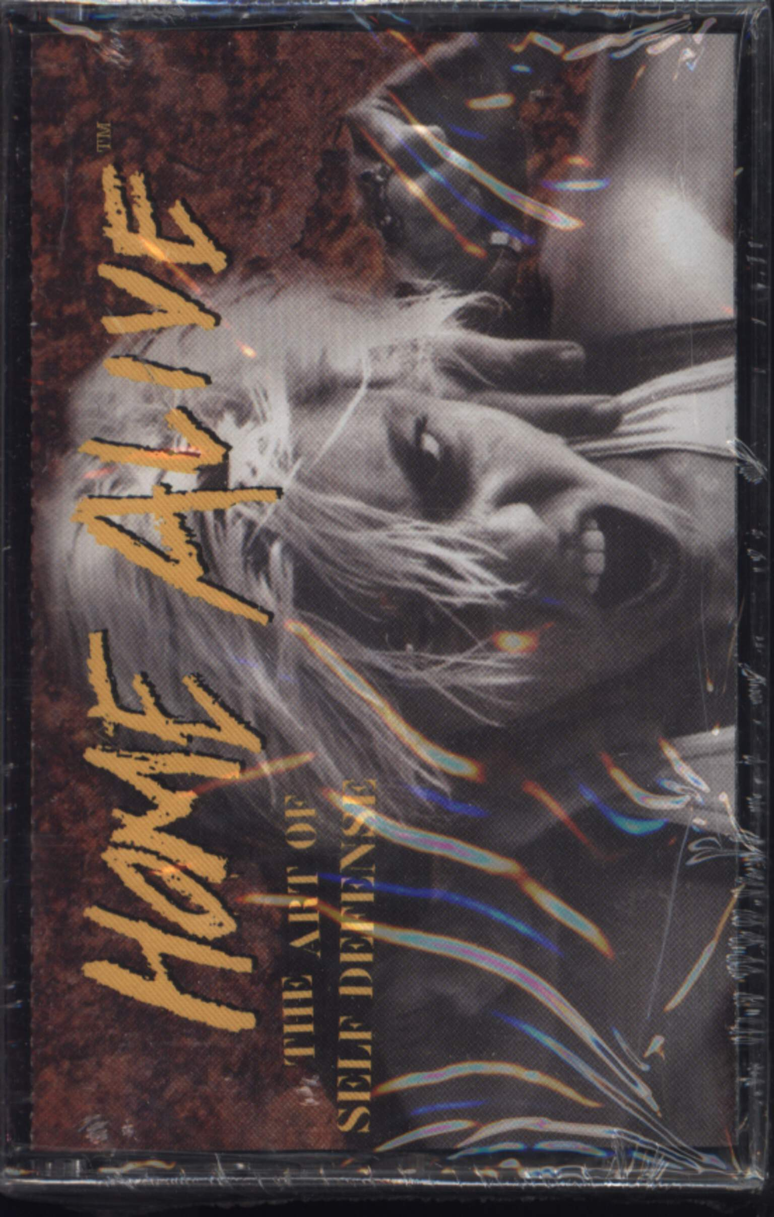 Various: Home Alive -  The Art Of Self Defense, Compact Cassette