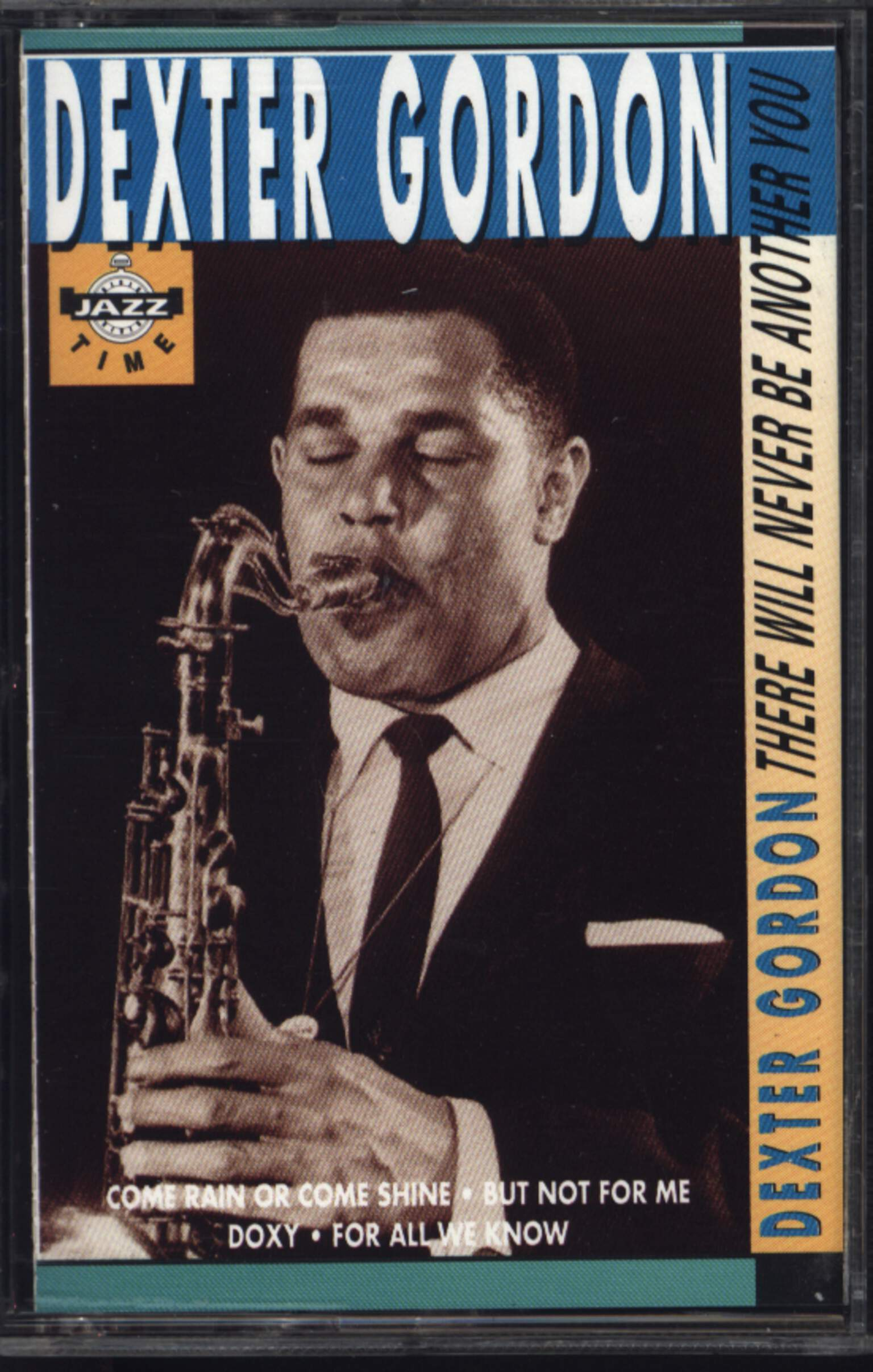 Dexter Gordon: There Will Never Be Another You, Compact Cassette
