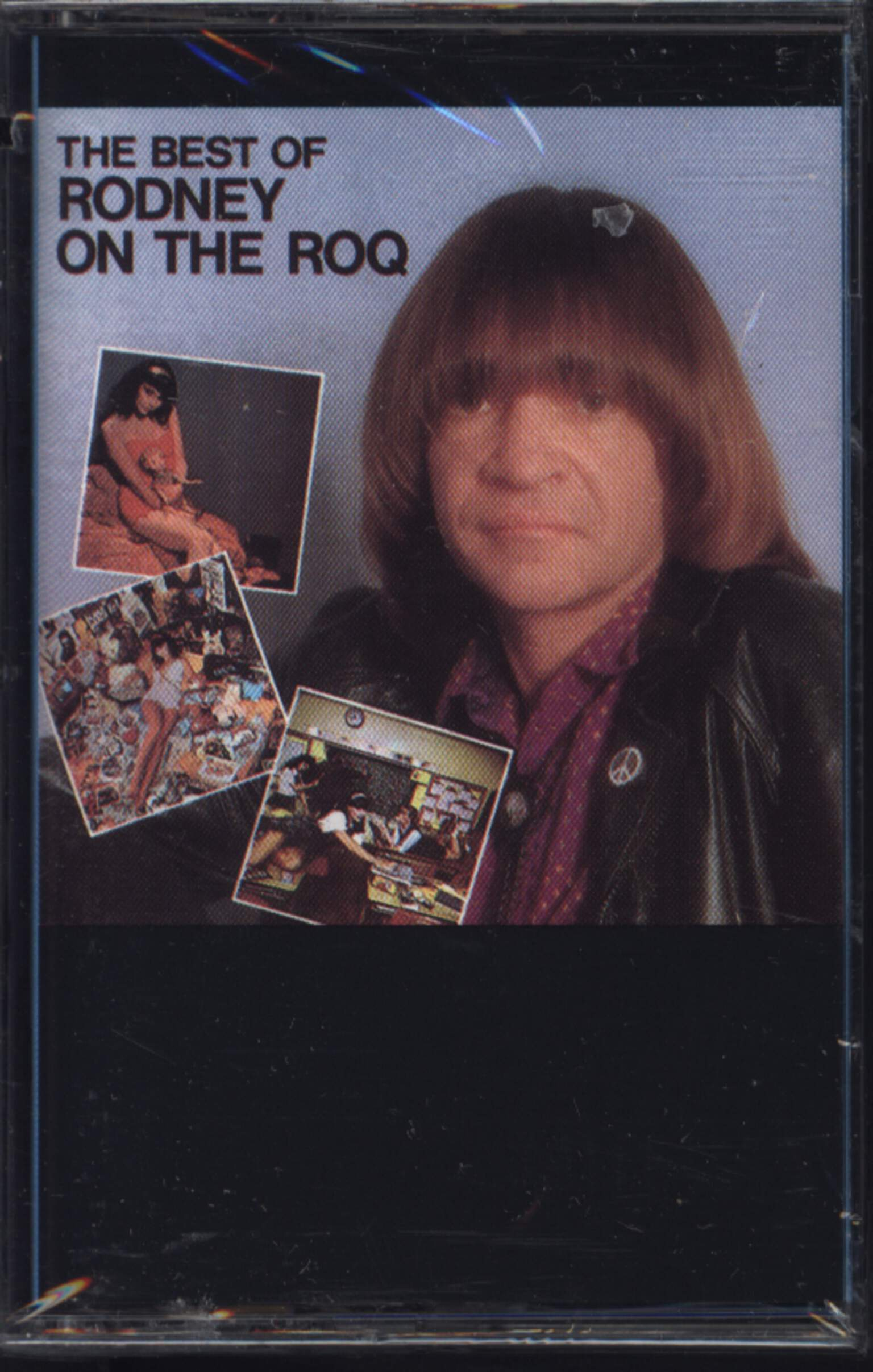 Various: The Best Of Rodney On The ROQ, Compact Cassette
