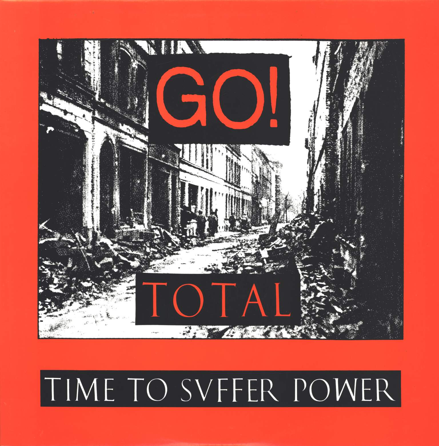 Go!: Total, LP (Vinyl)