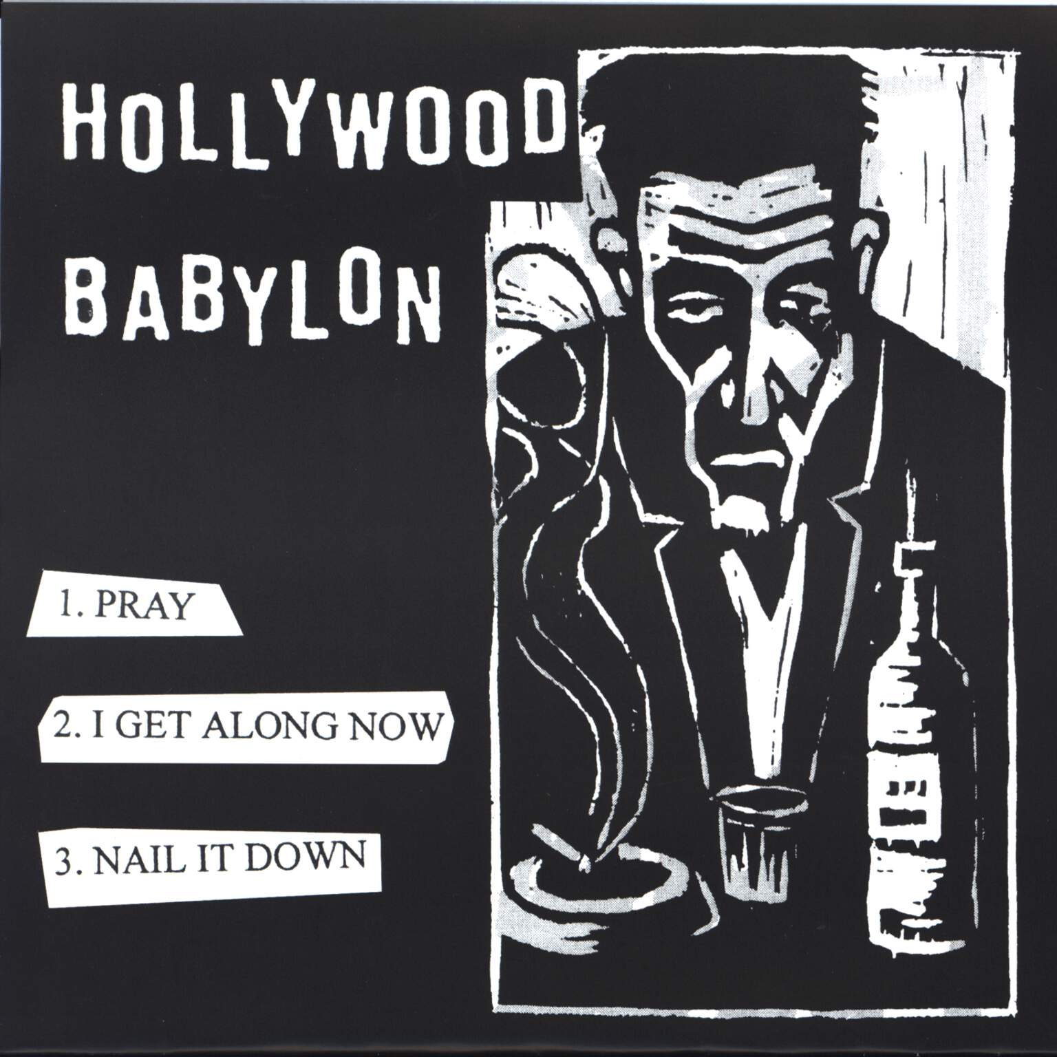 "Hollywood Babylon: Split, 7"" Single (Vinyl)"