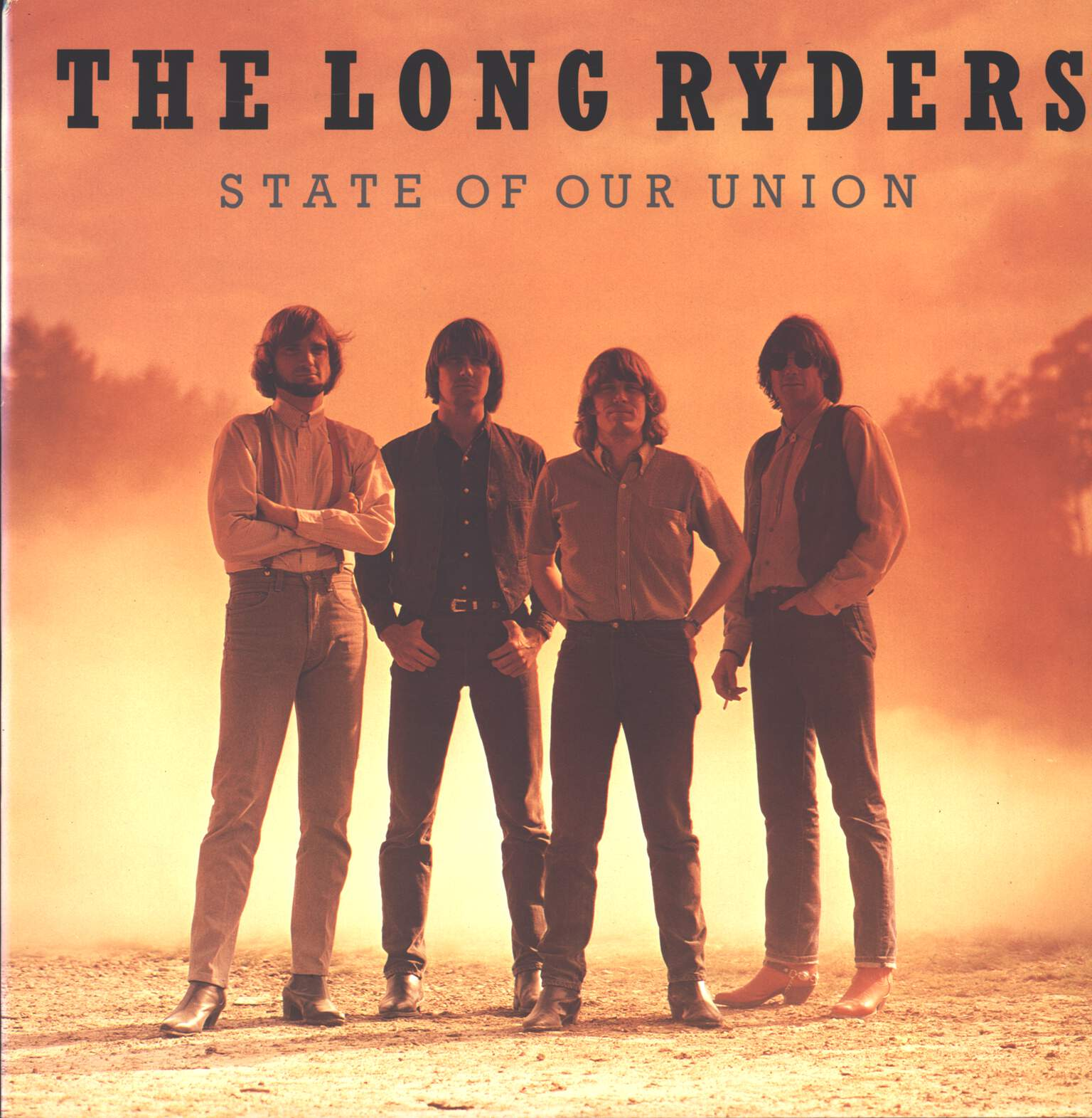 The Long Ryders: State Of Our Union, LP (Vinyl)