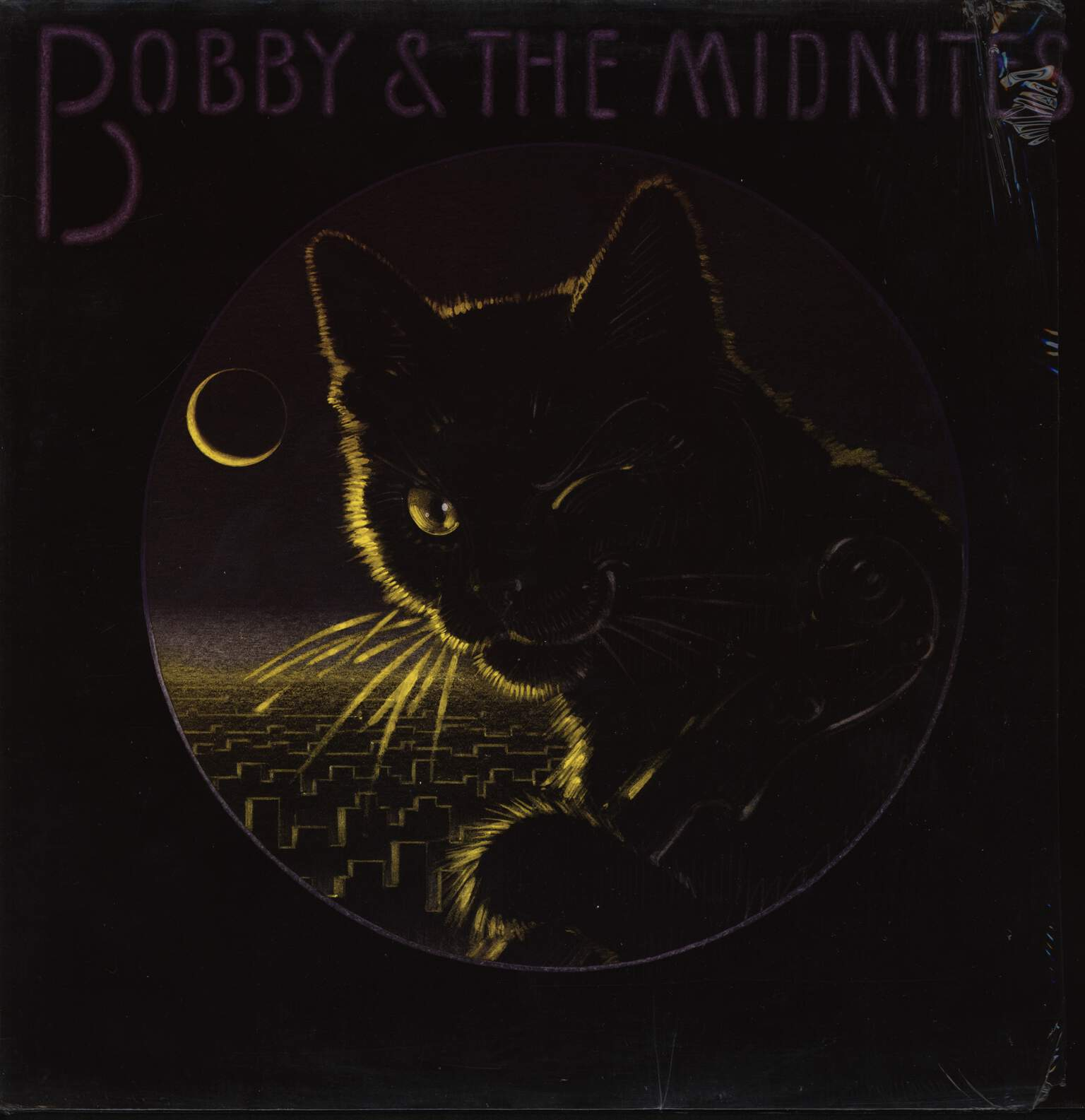 Bobby And The Midnites: Bobby & The Midnites, LP (Vinyl)
