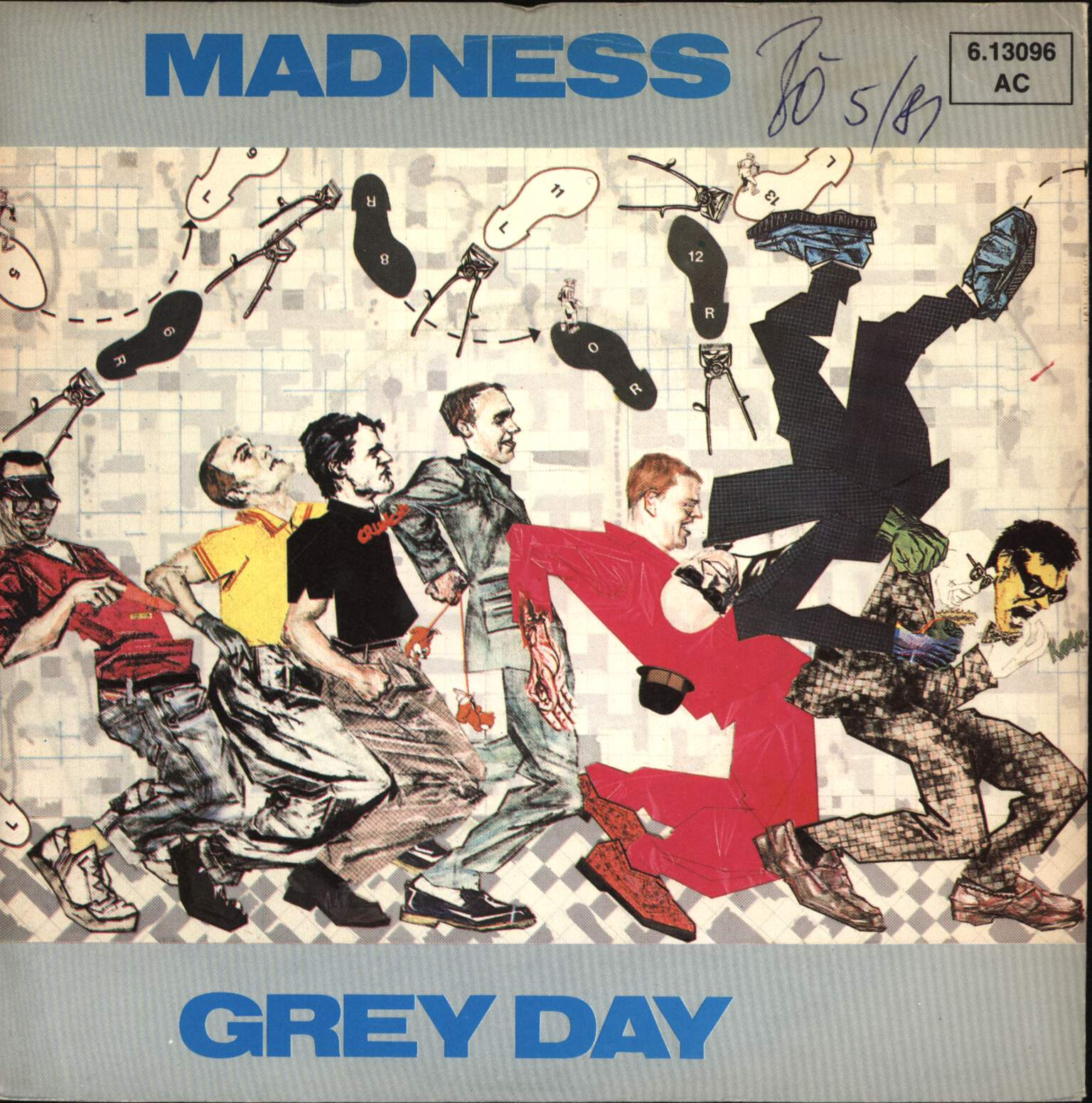 "Madness: Grey Day, 7"" Single (Vinyl)"