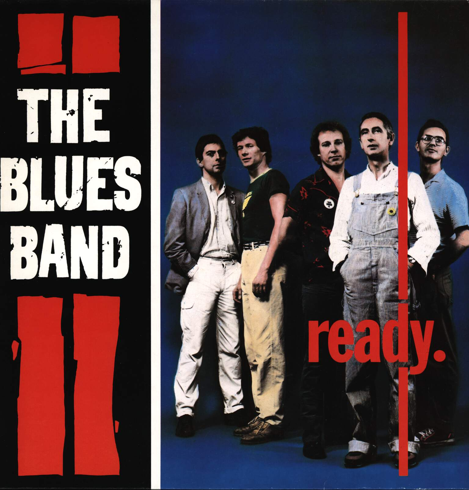 The Blues Band: Ready, LP (Vinyl)
