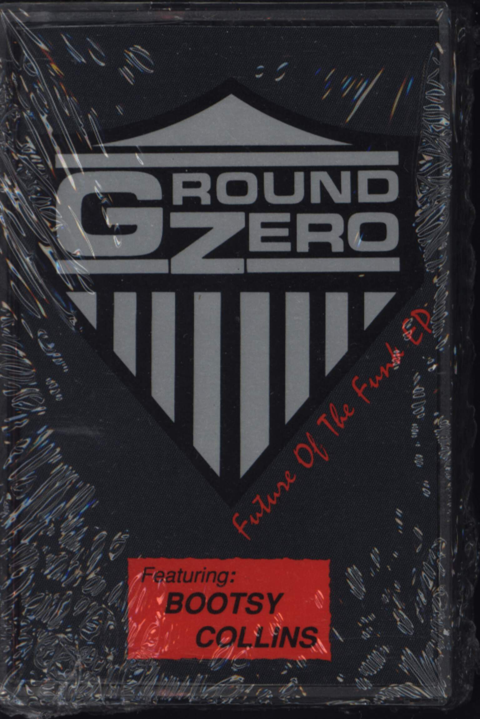 Ground Zero: Future Of The Funk EP, Compact Cassette