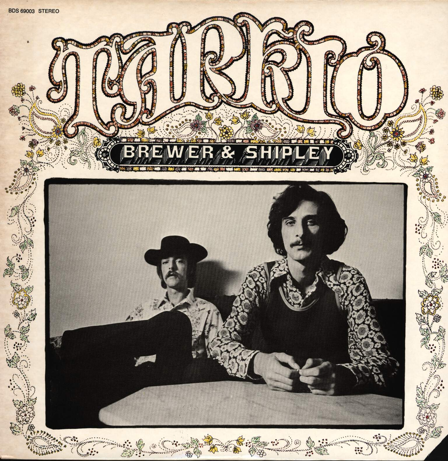 Brewer And Shipley: Tarkio, LP (Vinyl)