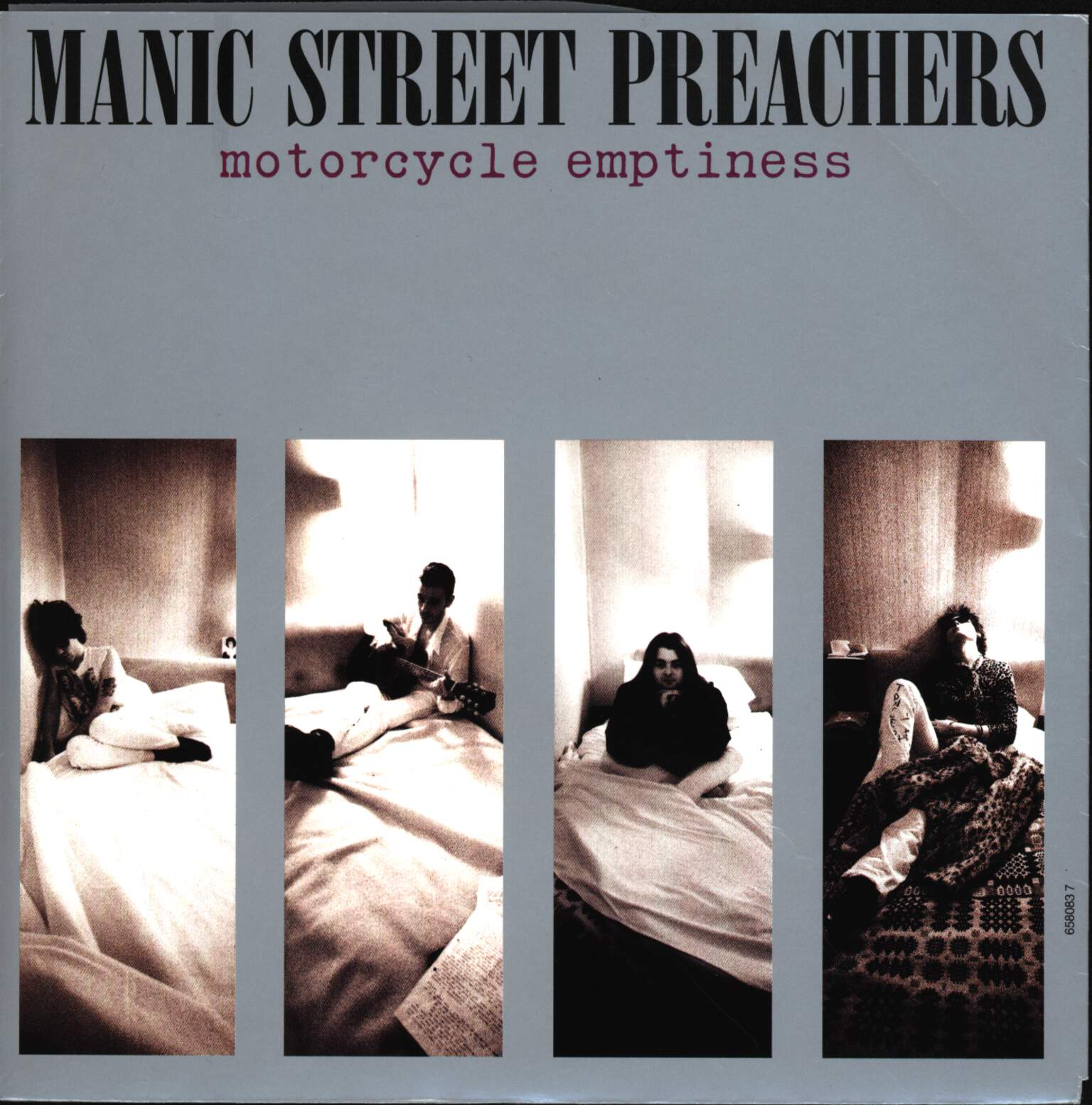 "Manic Street Preachers: Motorcycle Emptiness, 7"" Single (Vinyl)"